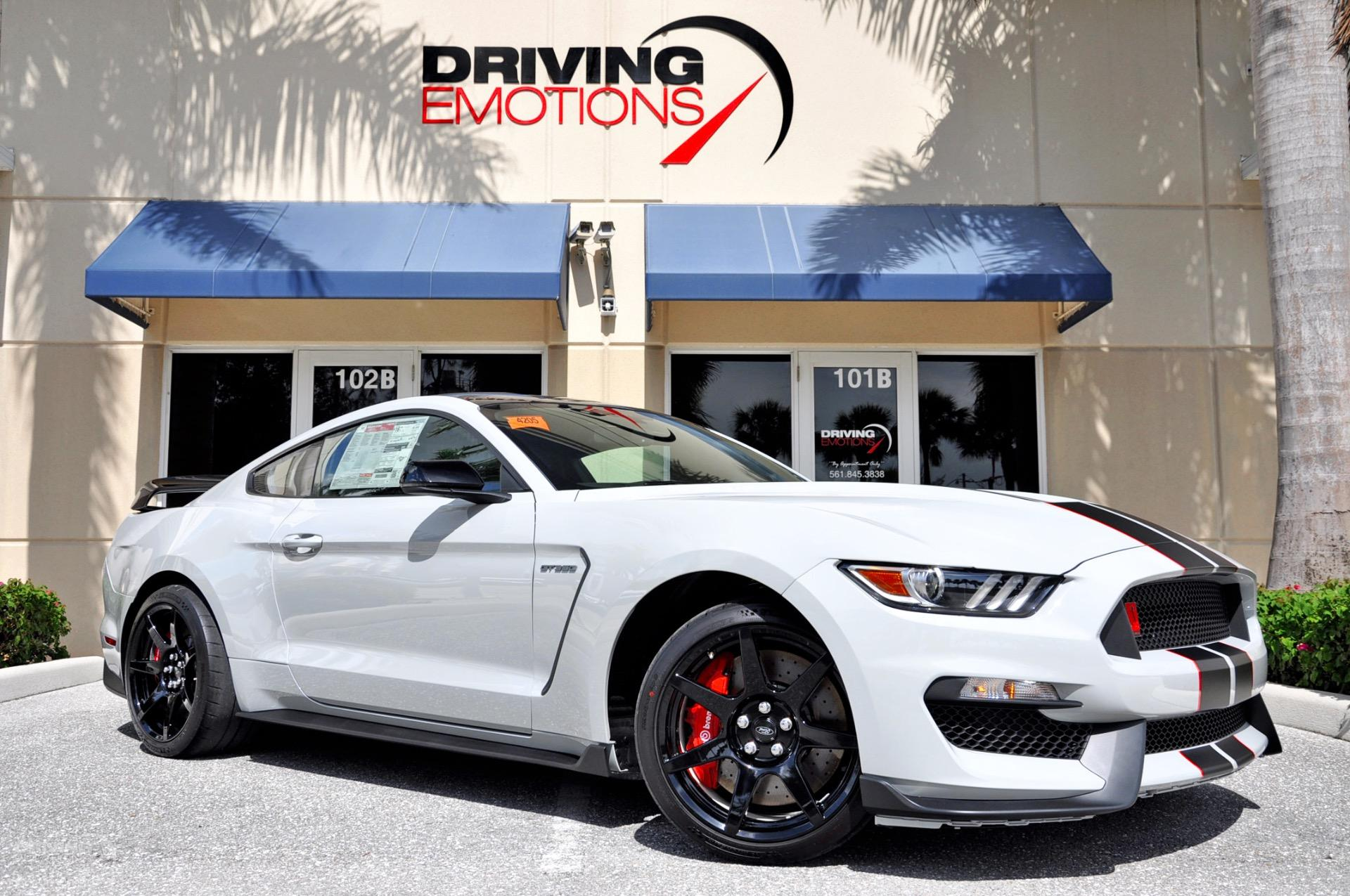 Used 2017 Ford Mustang Shelby Gt350r Lake Park Fl