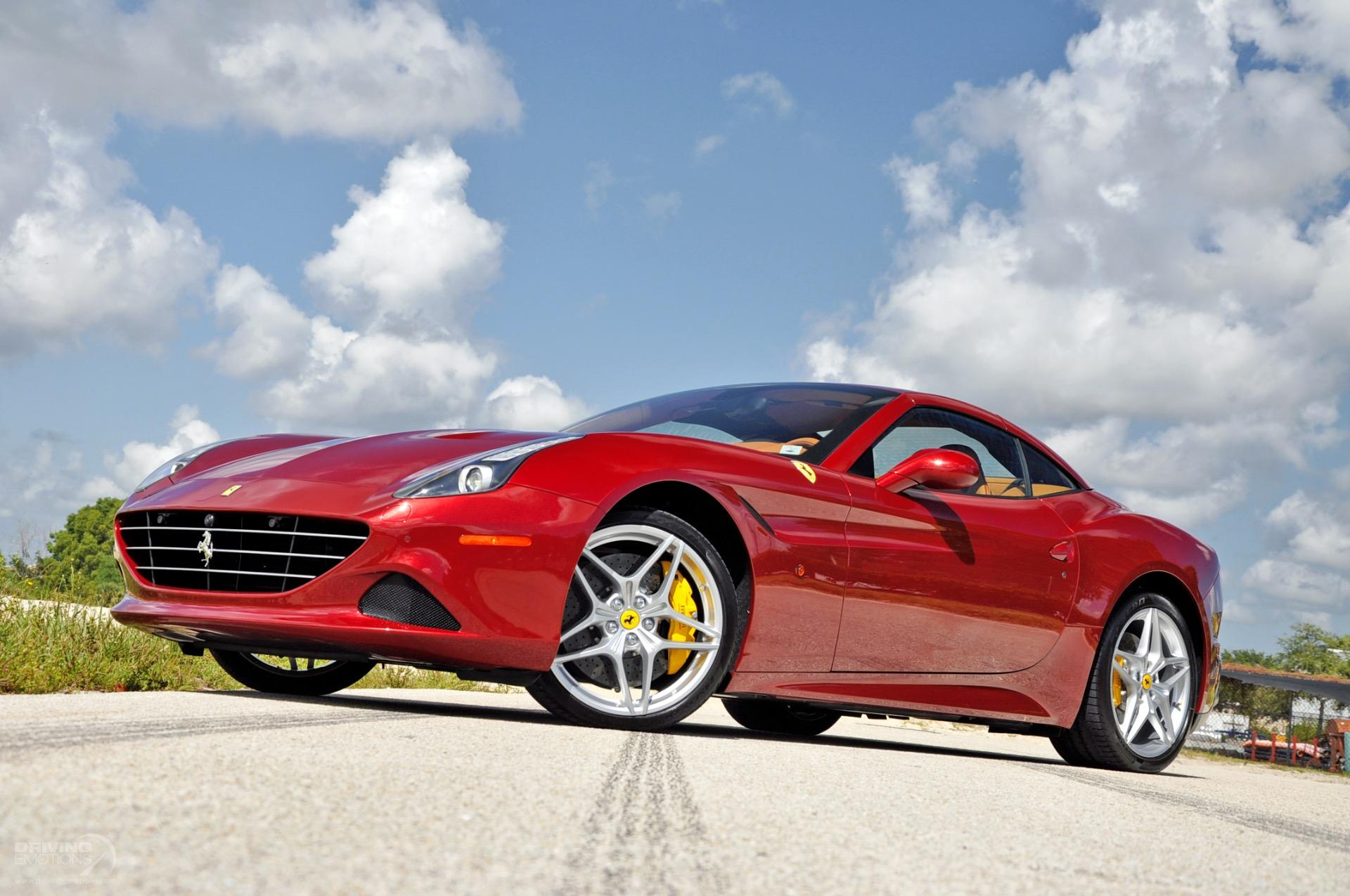 Used 2015 Ferrari California T  | Lake Park, FL