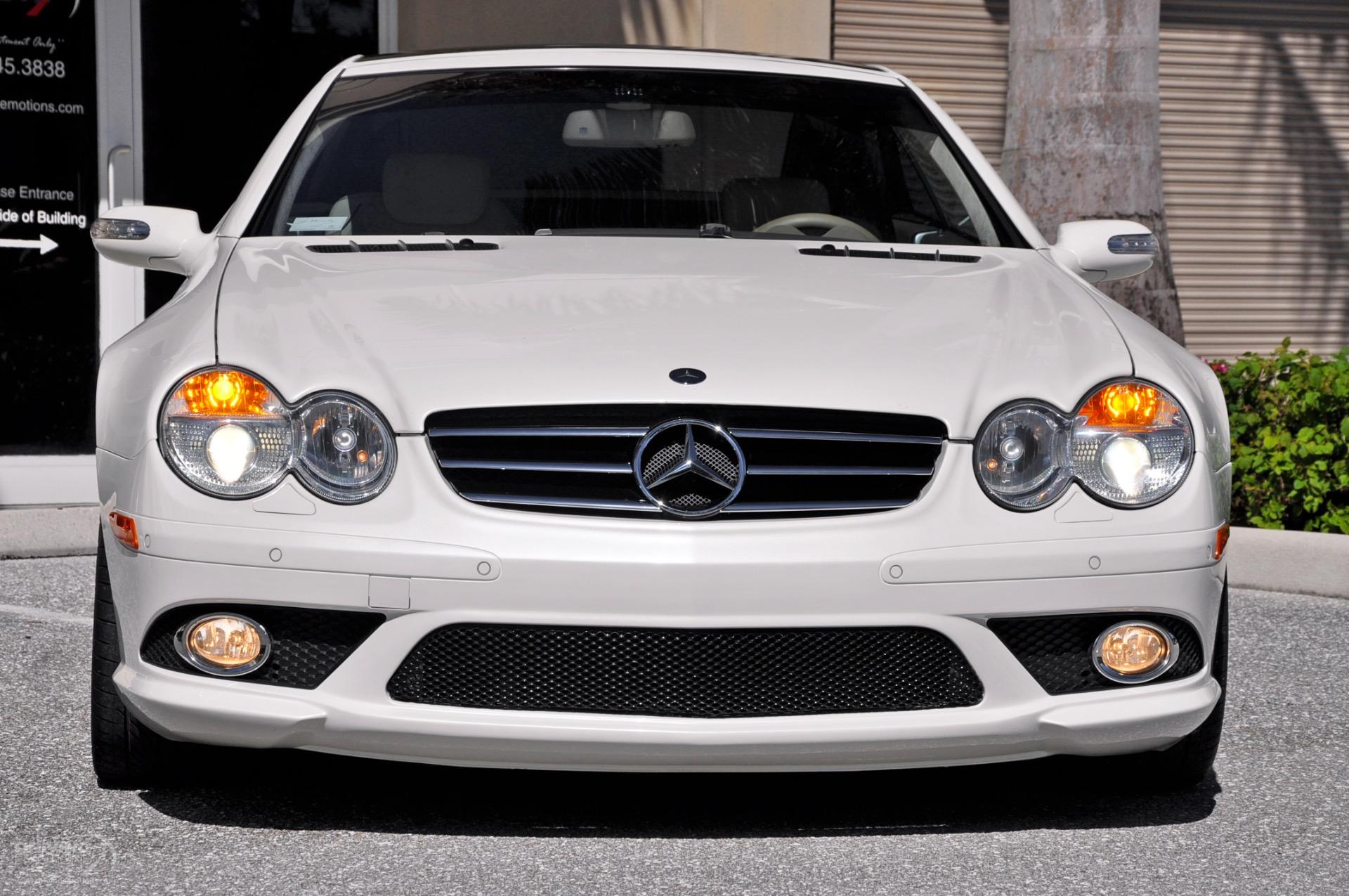 2007 Mercedes-Benz SL55 AMG SL 55 AMG Stock # 5970 for ...