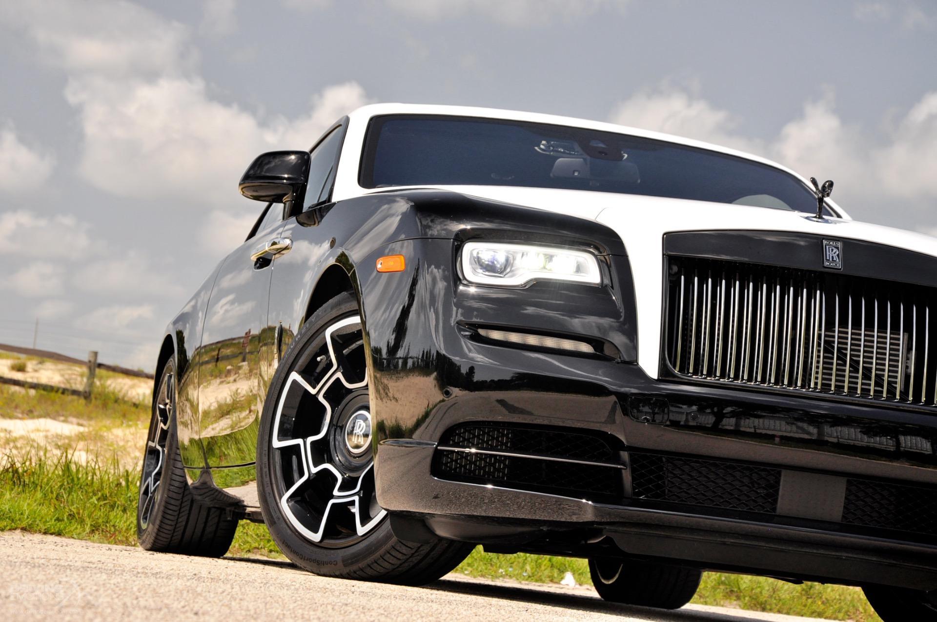 2017 Rolls-Royce Wraith Black Badge $446k MSRP! Base Coupe 2-Door: 2017 ROLLS ROYCE WRAITH BLACK BADGE EDITION! LOW MILES! RARE COLOR! $446k MSRP!!