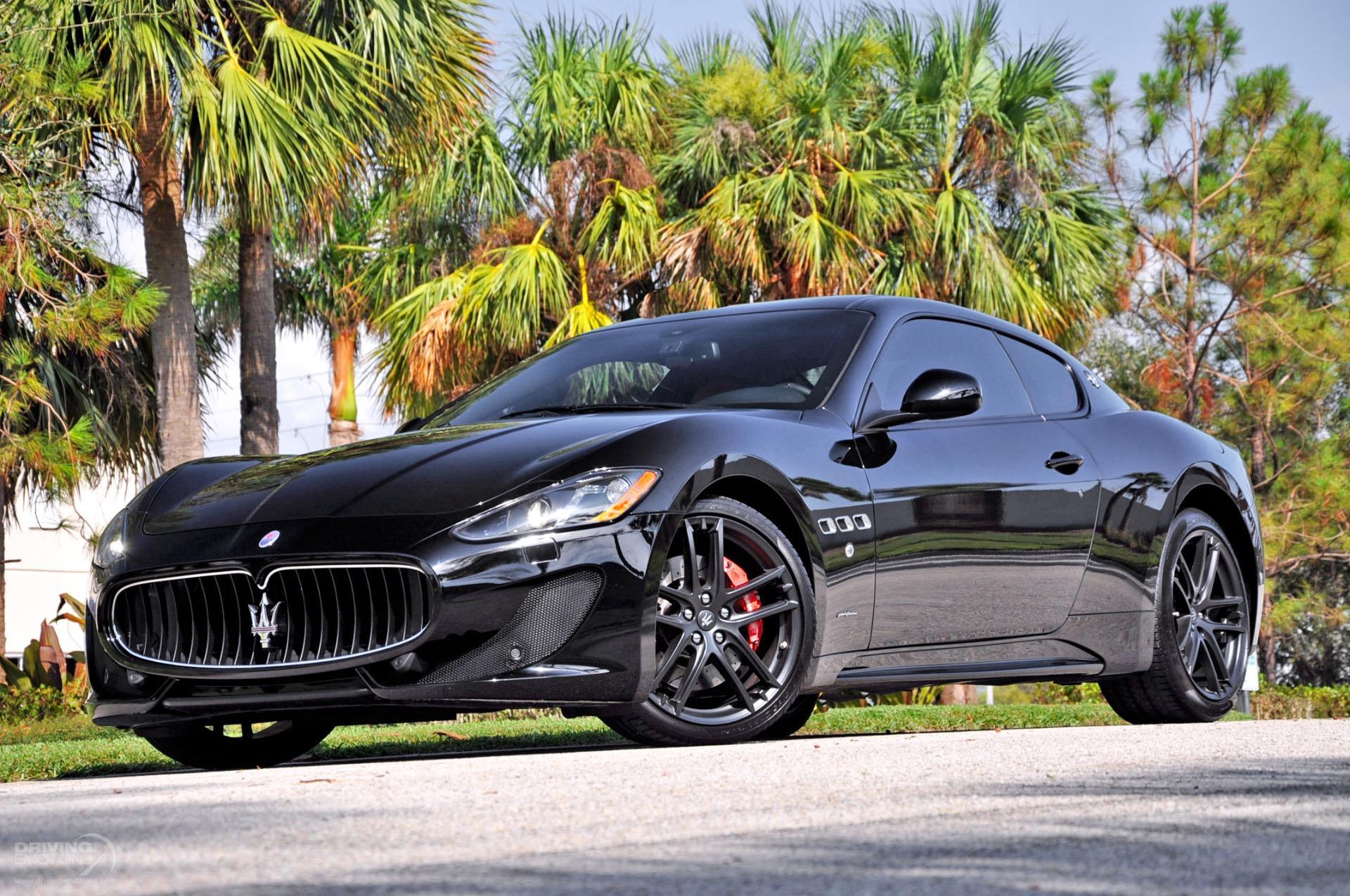 2017 Maserati GranTurismo Sport Sport Stock # 5977 for ...