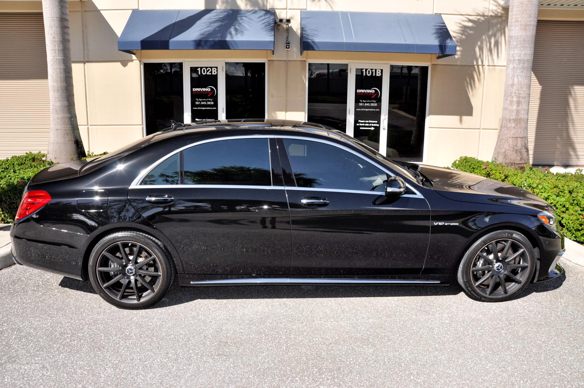 2015 mercedes benz s65 amg s 65 amg stock 5980 for sale for Mercedes benz dealers in south florida