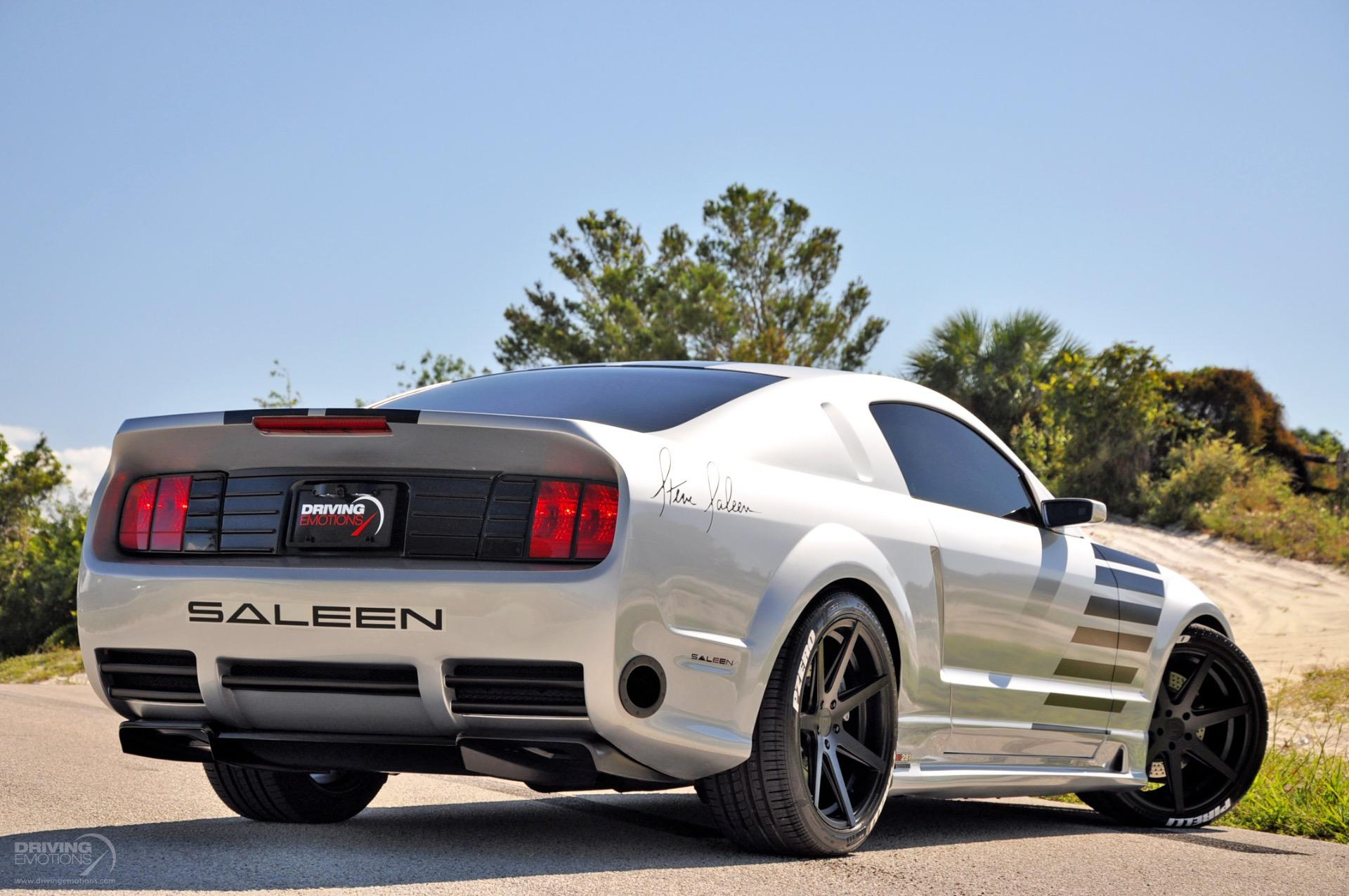 2005 Ford Mustang Saleen S281 SC Coupe Stock # 5983 for sale near ...
