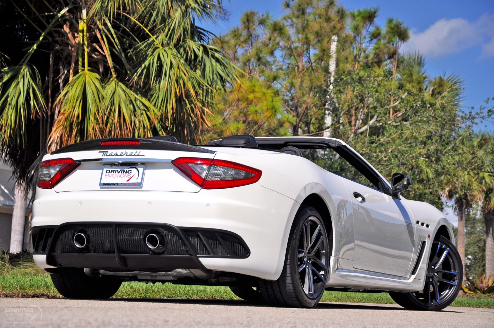 2015 Maserati GranTurismo MC Centennial Convertible MC Centennial ...