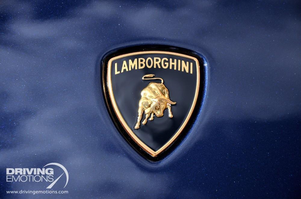 2011 Lamborghini Gallardo Lp560 4 Spyder Spyder Stock 5507 For