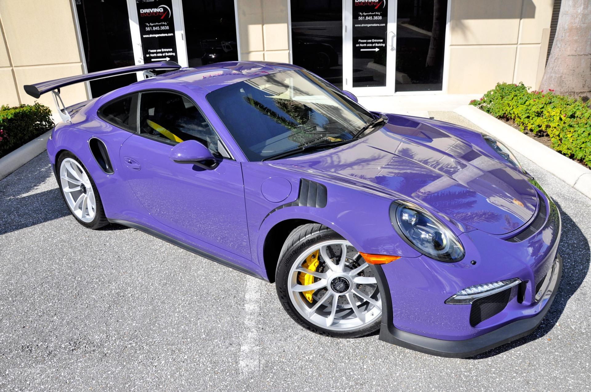 Used 2016 Porsche 911 GT3 RS 4.0 GT3 RS | Lake Park, FL