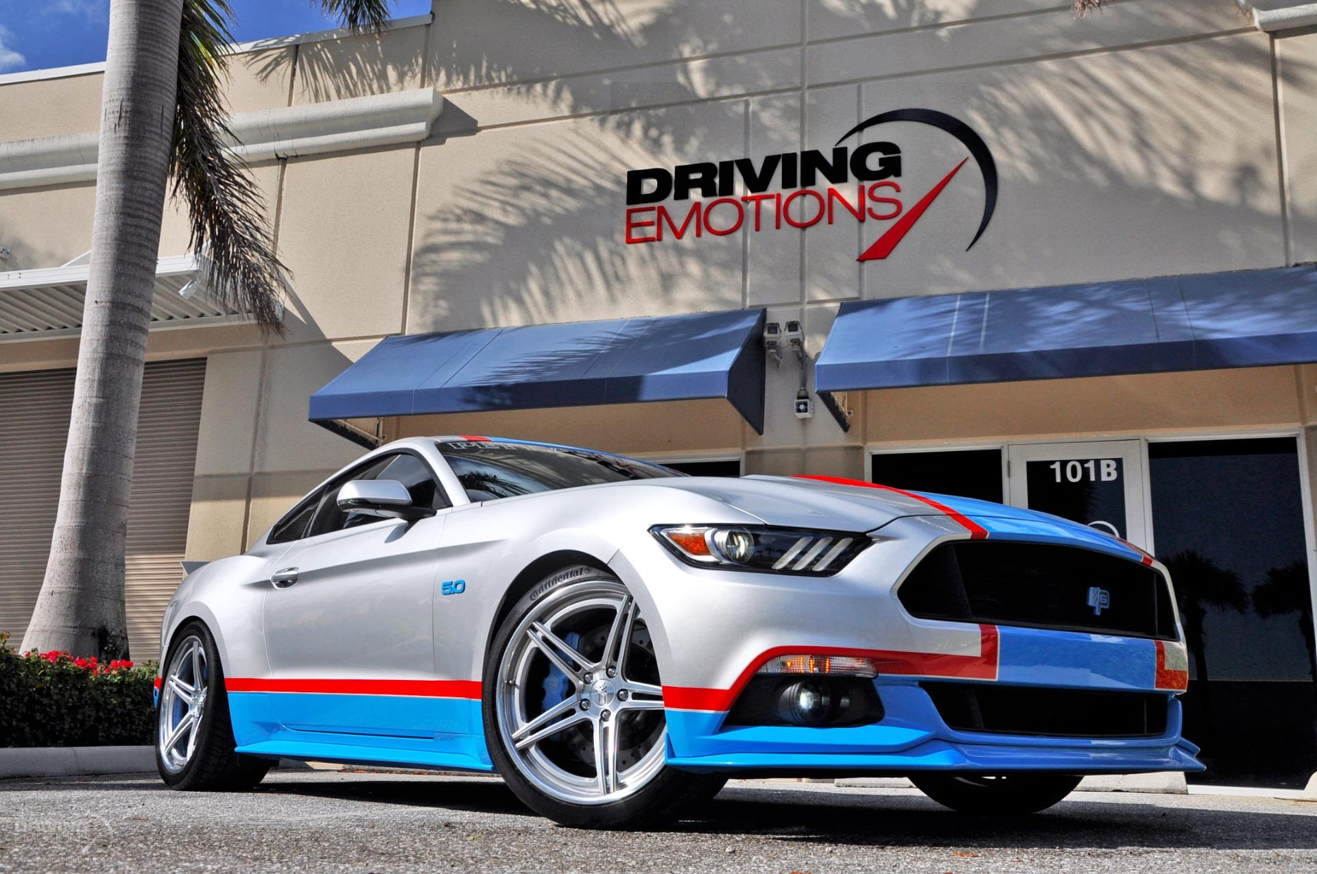 2017 ford mustang gt pettys garage 80th tribute edition gt for Garage ford peronne 80