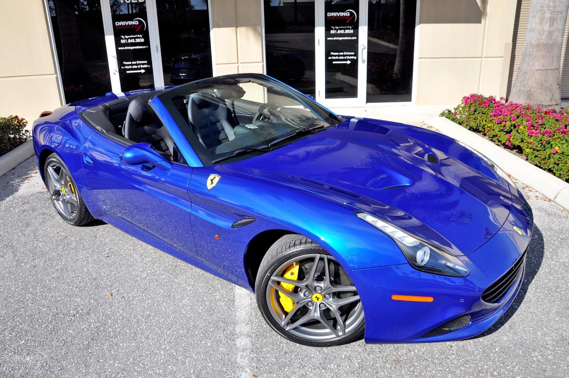 Used 2016 Ferrari California T  | Lake Park, FL
