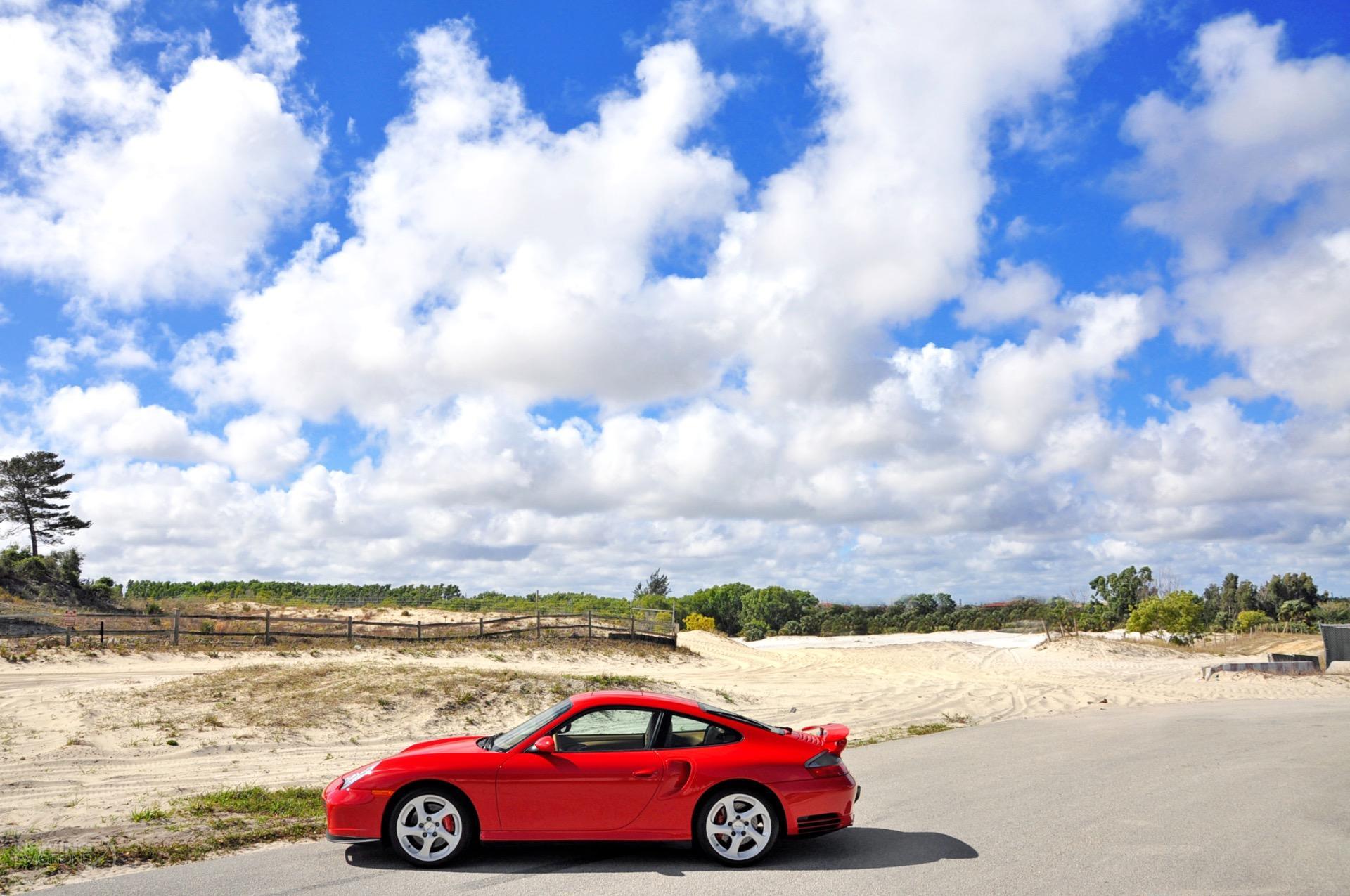 Used 2002 Porsche 911 Turbo Turbo | Lake Park, FL