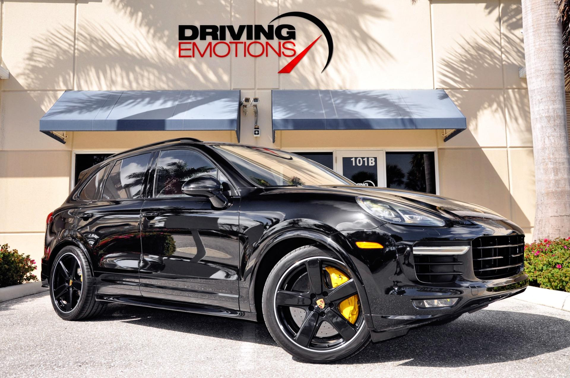 2016 porsche cayenne turbo s turbo s stock # 5999 for sale near lake