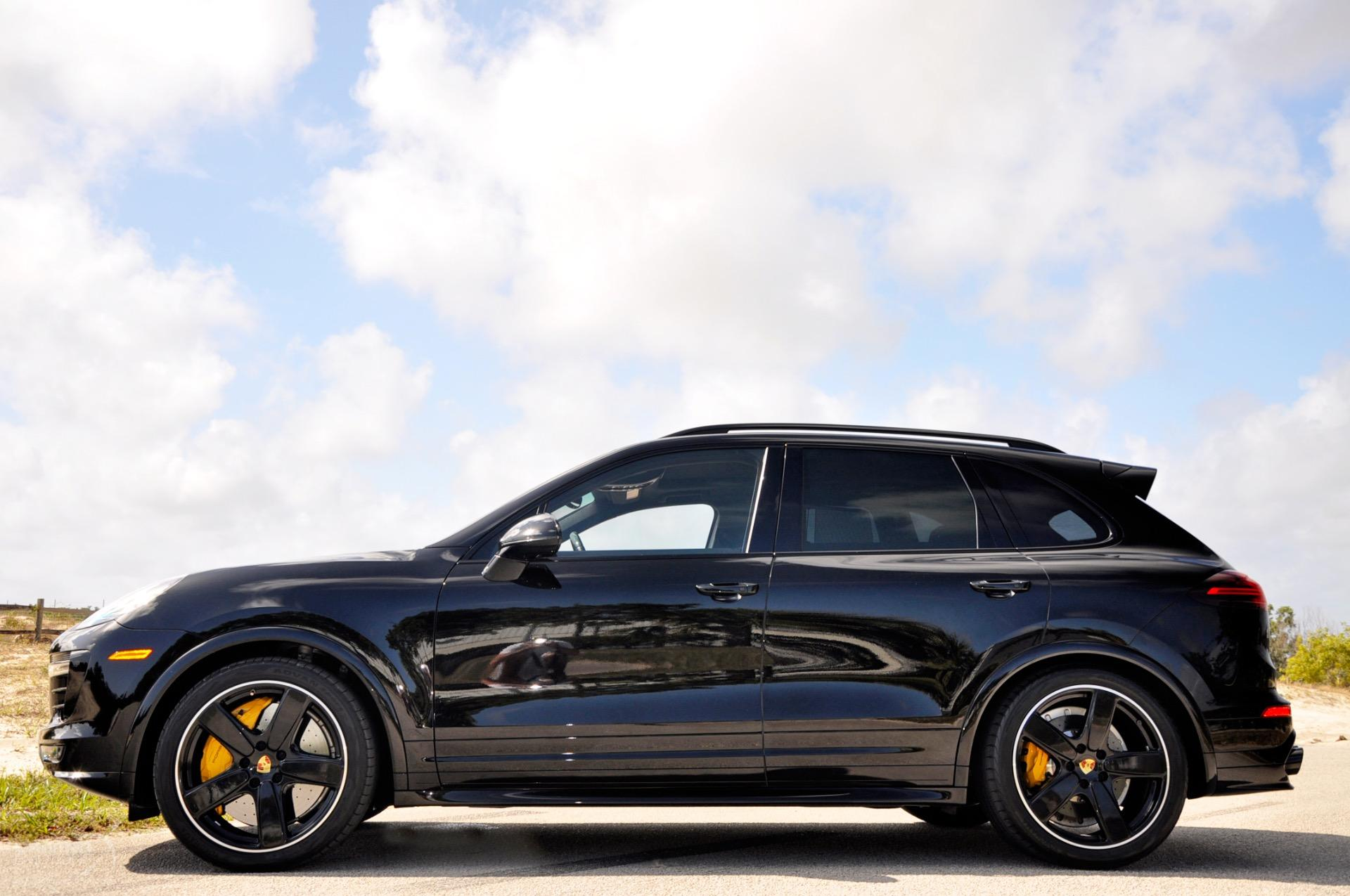 2016 porsche cayenne turbo s turbo s stock 5999 for sale near lake park fl fl porsche dealer. Black Bedroom Furniture Sets. Home Design Ideas