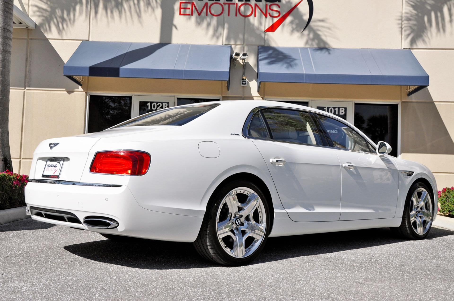 Used 2014 Bentley Flying Spur Mulliner W12 | Lake Park, FL