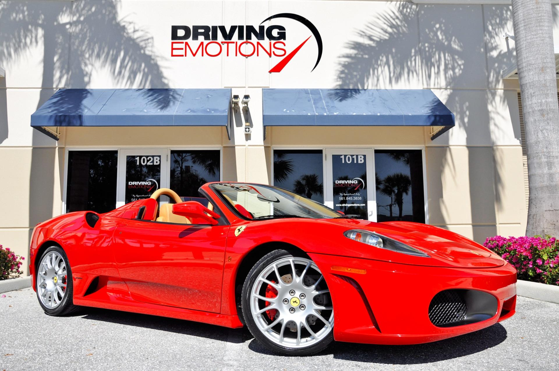 Wonderful Used 2006 Ferrari F430 Spider Spider   Lake Park, FL