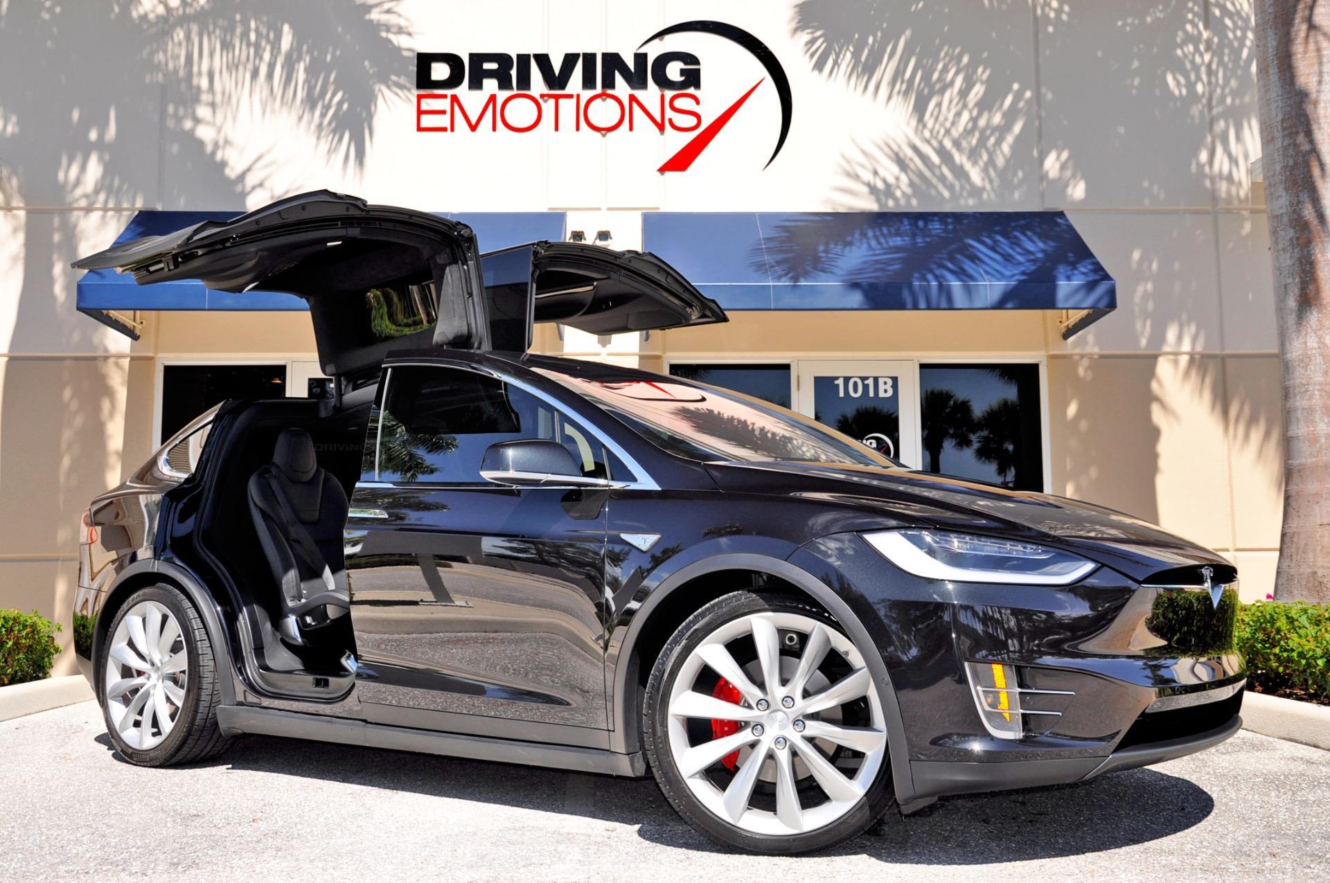 Used 2016 Tesla Model X P100d Lake Park Fl