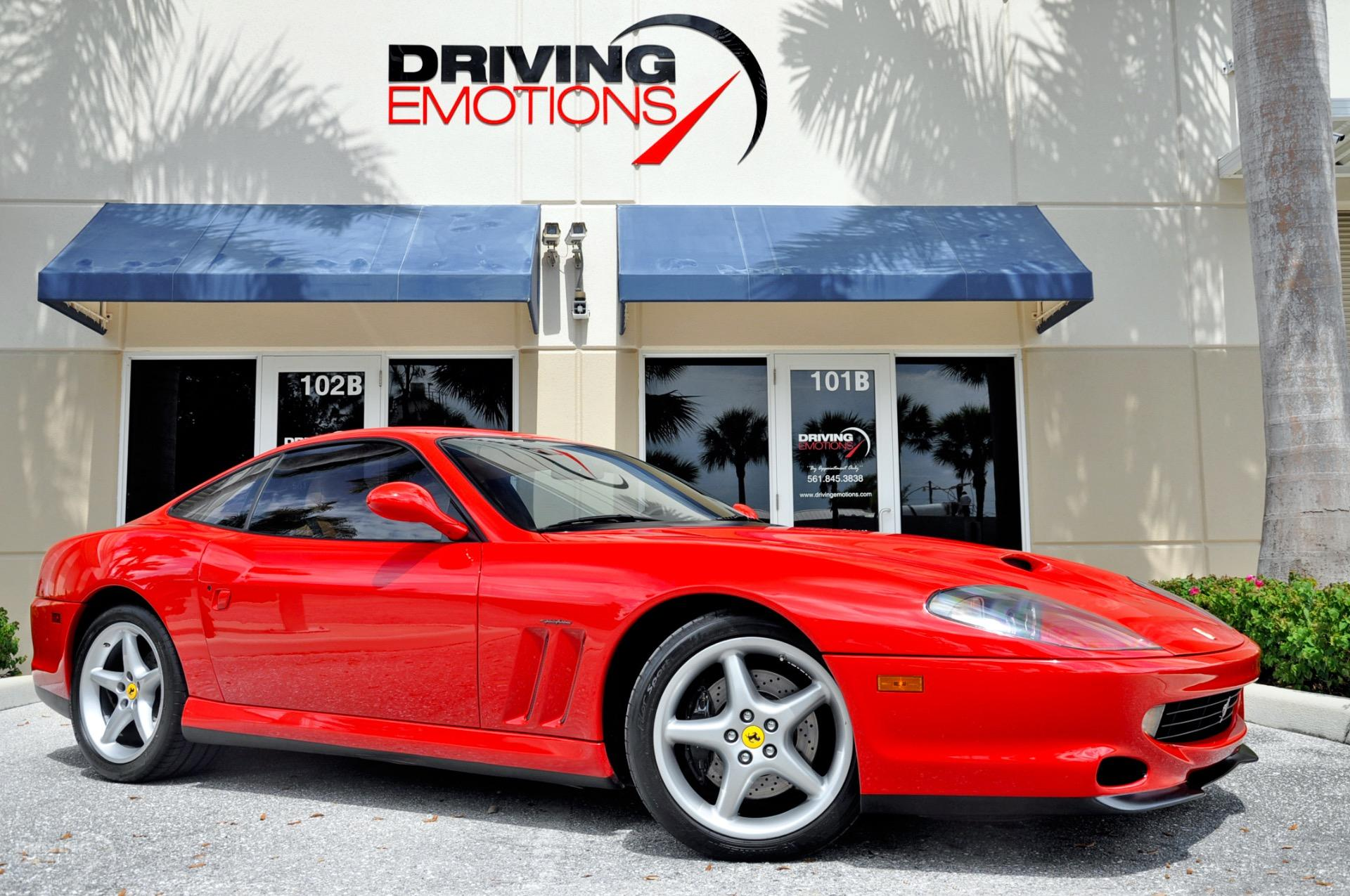 Ferrari 550 for sale