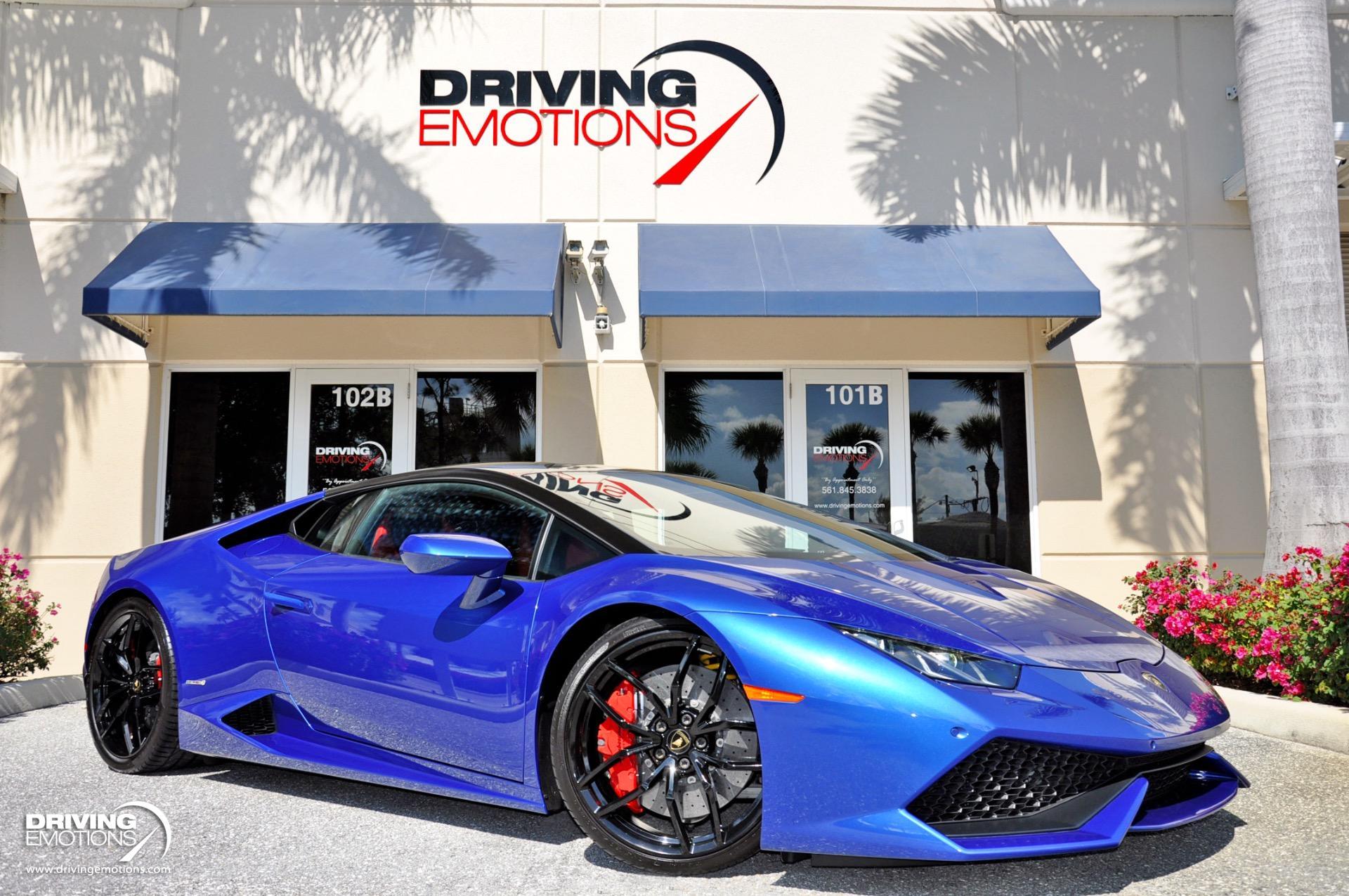 2015 Lamborghini Huracan Lp610 4 Lp 610 4 Stock 6042 For Sale Near