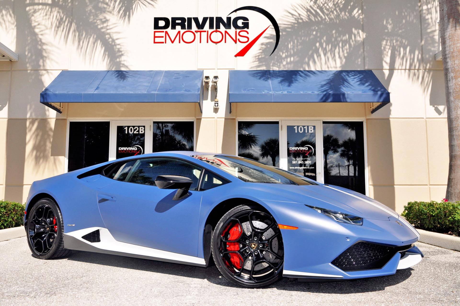 2017 Lamborghini Huracan Lp610 4 Se Avio Lp 610 4 Stock 6045 For