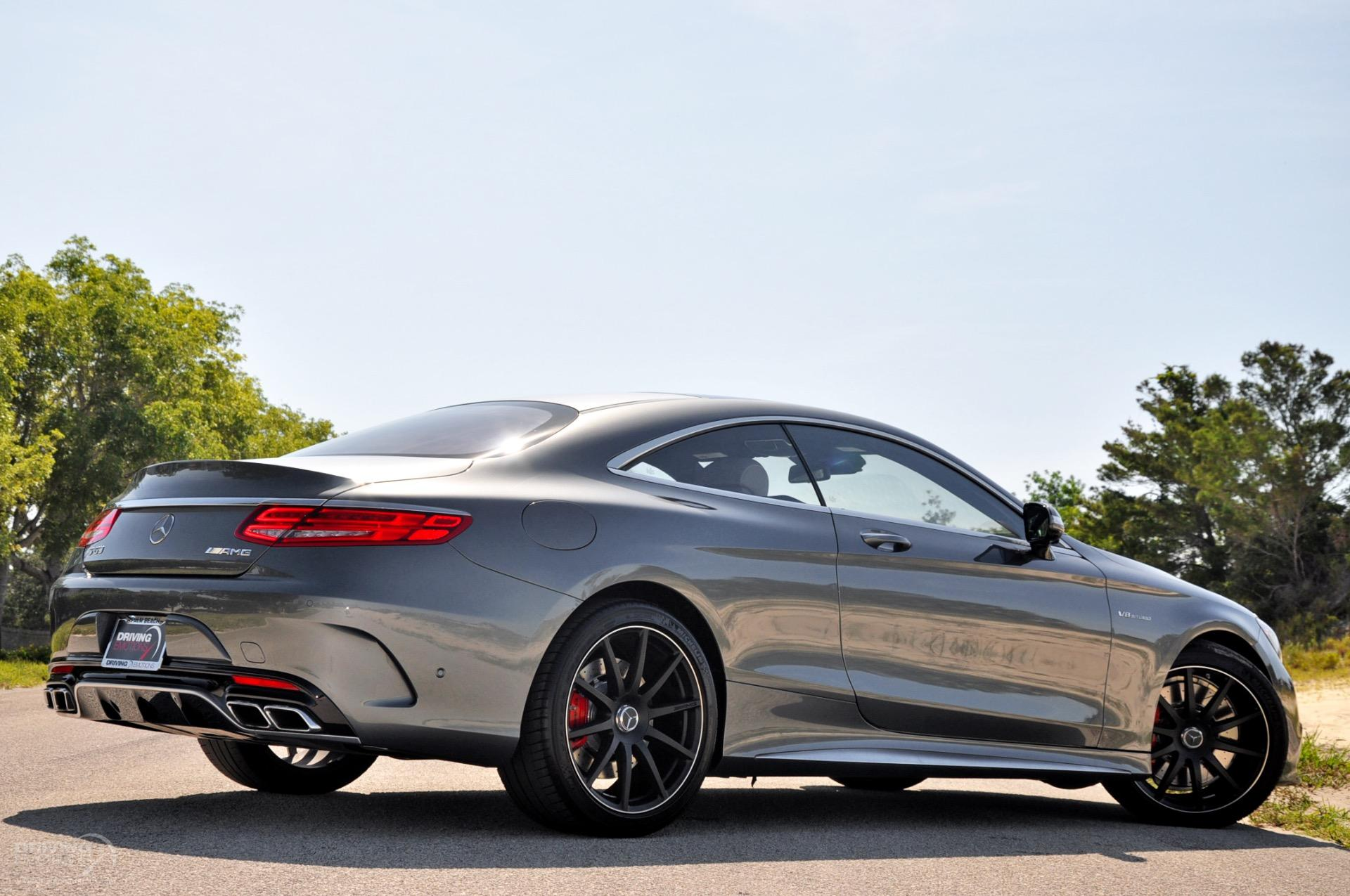 2016 mercedes benz s63 amg 4matic coupe amg s 63 stock. Black Bedroom Furniture Sets. Home Design Ideas