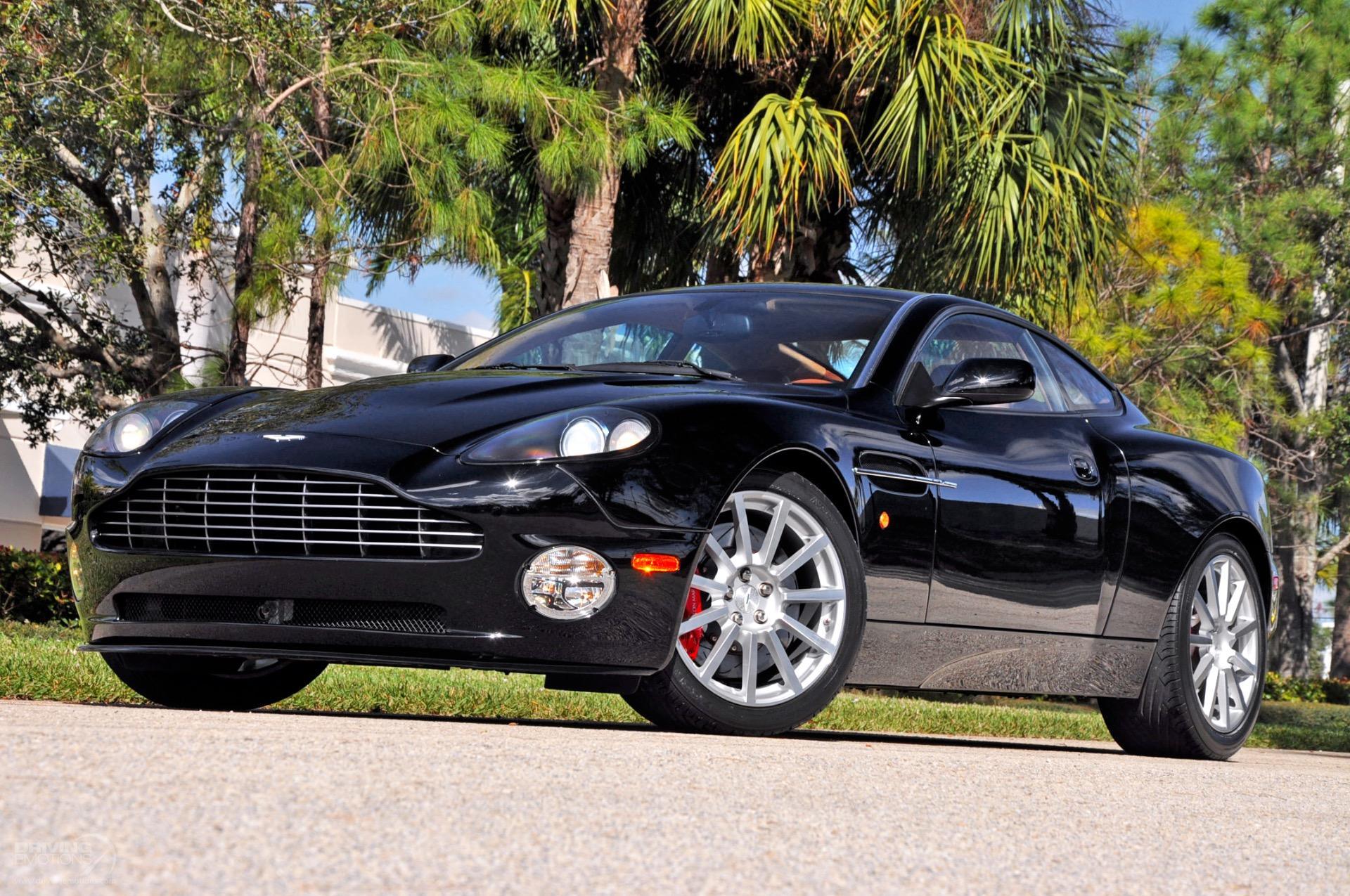Used 2006 Aston Martin Vanquish S V12 S   Lake Park, FL