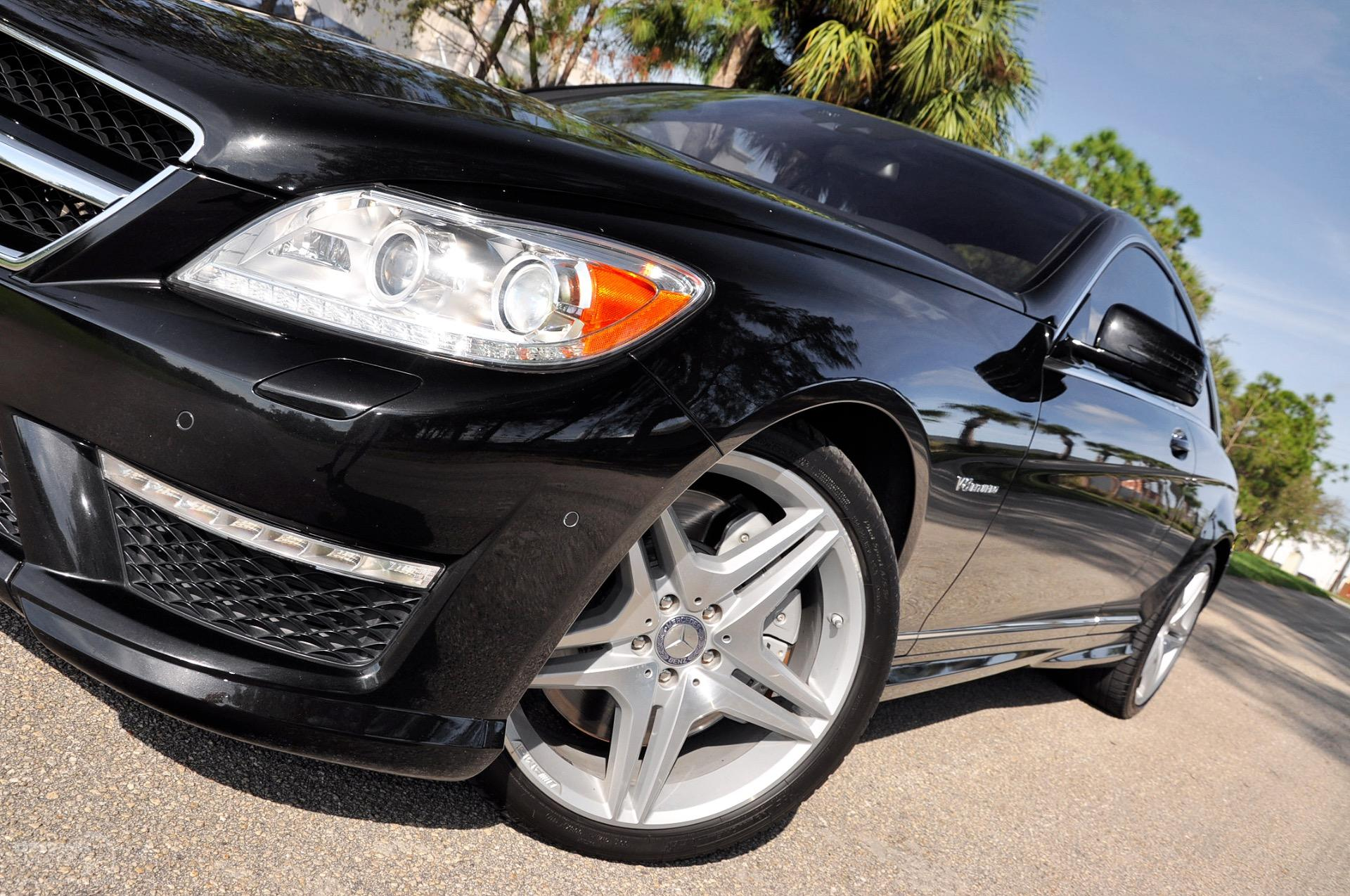 2012 Mercedes Benz Cl63 Amg Cl 63 Designo Edition Stock 6067 Used Lake Park