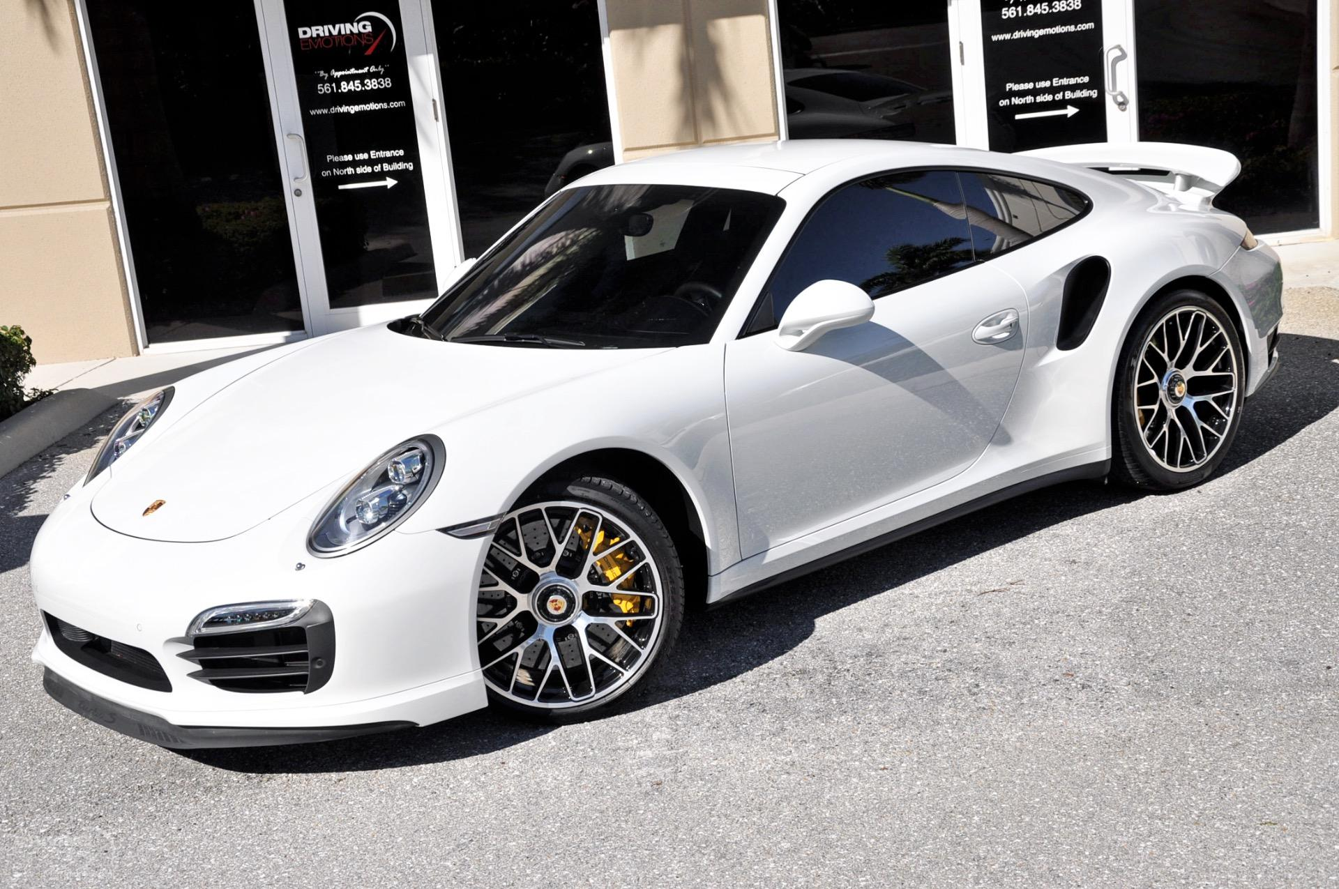 Used 2015 Porsche 911 Turbo S Turbo S | Lake Park, FL
