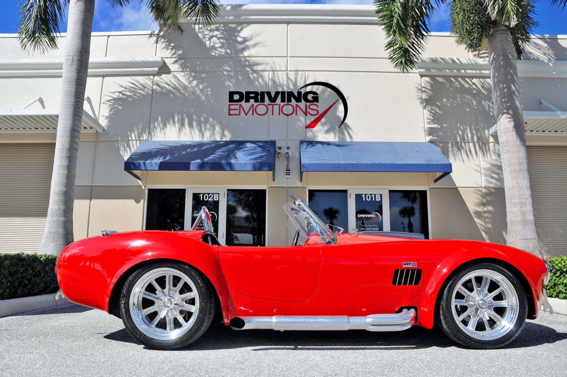 Used 1965 Superformance MKIII Cobra Superformance Shelby Cobra Replica | Lake Park, FL