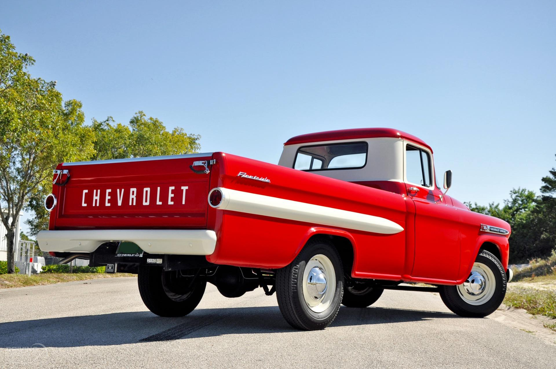 Used 1959 Chevrolet Apache 36 Fleetside 36 Fleetside 3/4 Ton Long Bed | Lake Park, FL