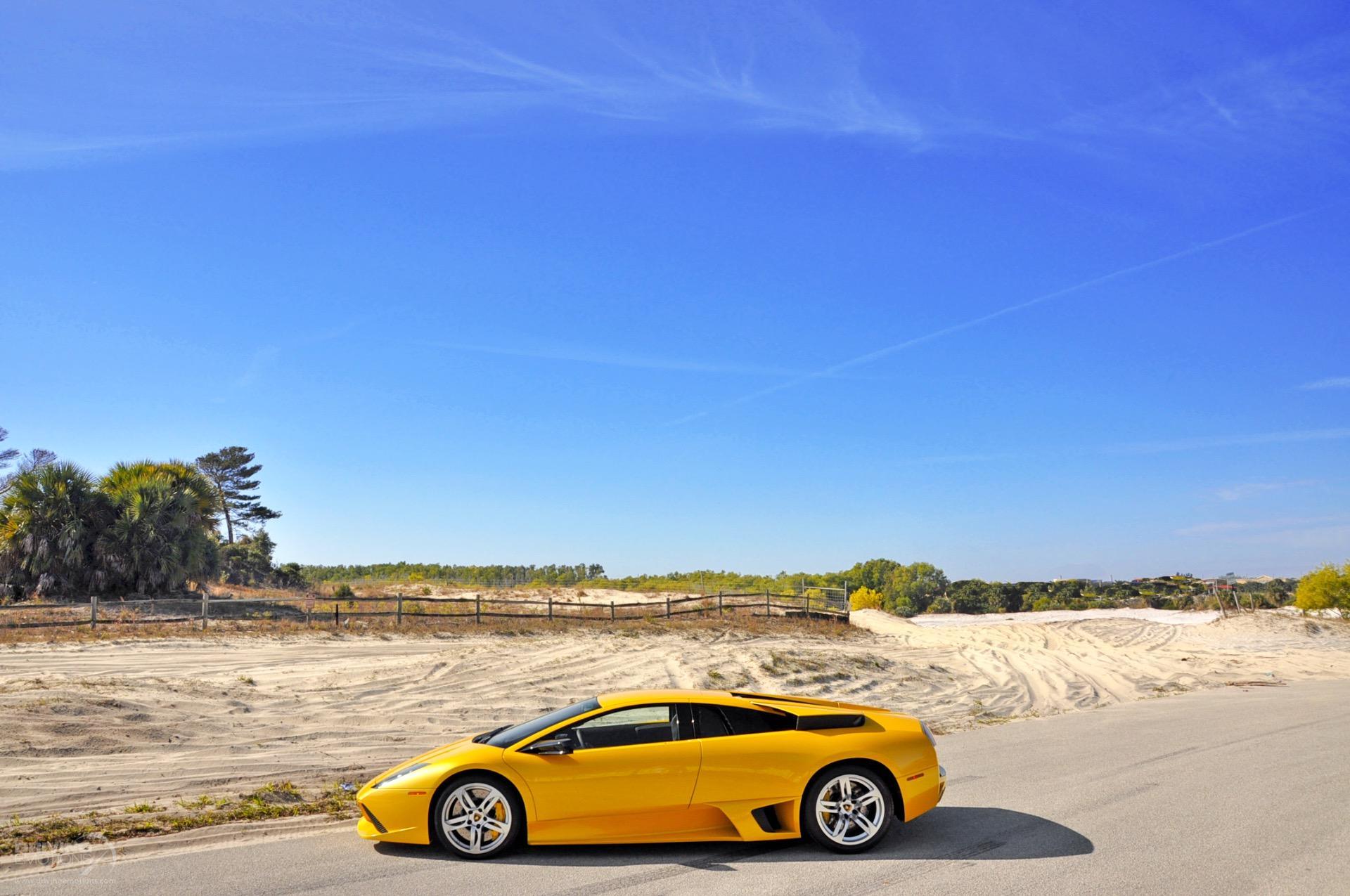 Used 2008 Lamborghini Murcielago LP640 LP 640 Coupe | Lake Park, FL