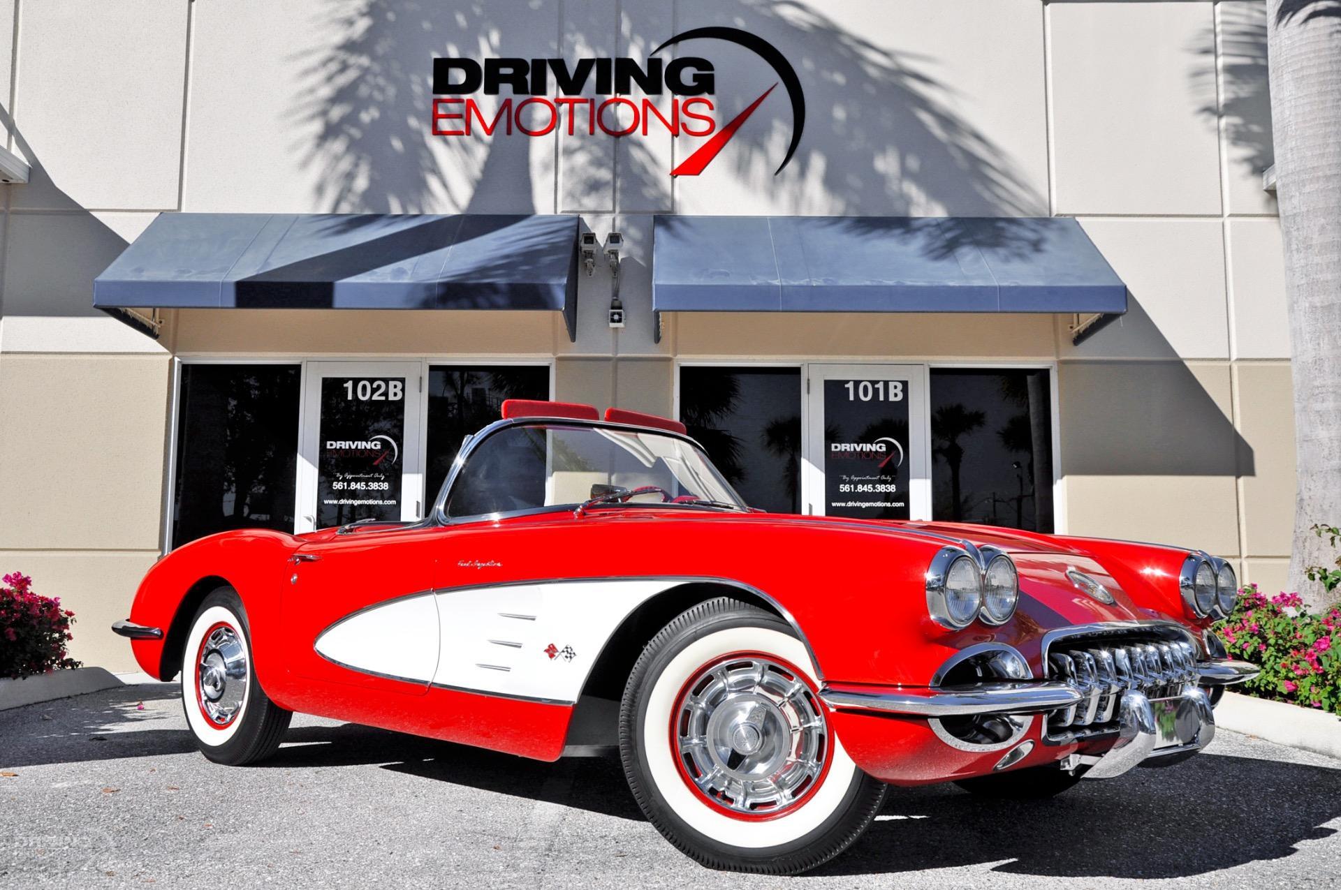 Kelebihan Corvette 1959 Perbandingan Harga