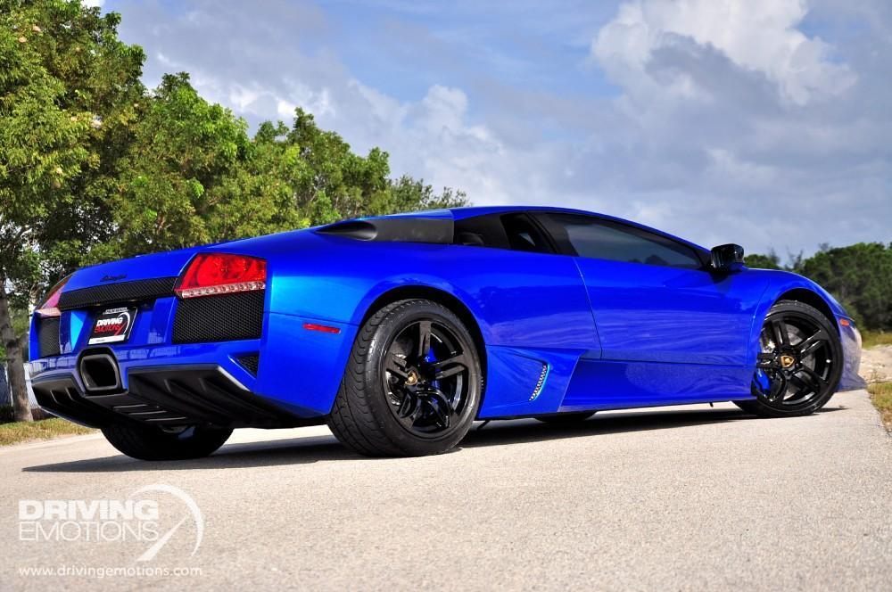 2008 Lamborghini Murcielago Lp640 Lp640 Stock 5835 For Sale Near