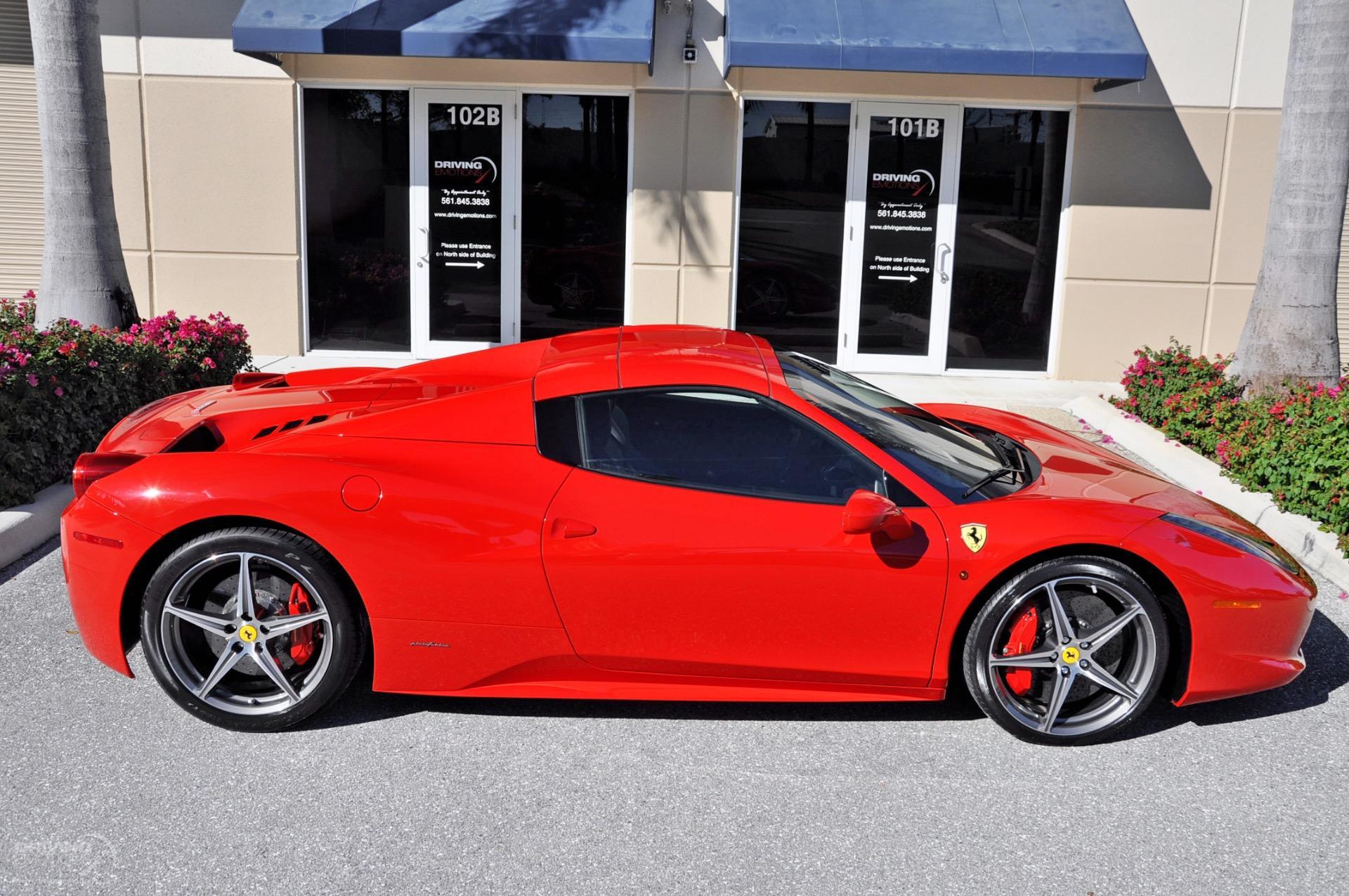 Used 2013 Ferrari 458 Spider  | Lake Park, FL