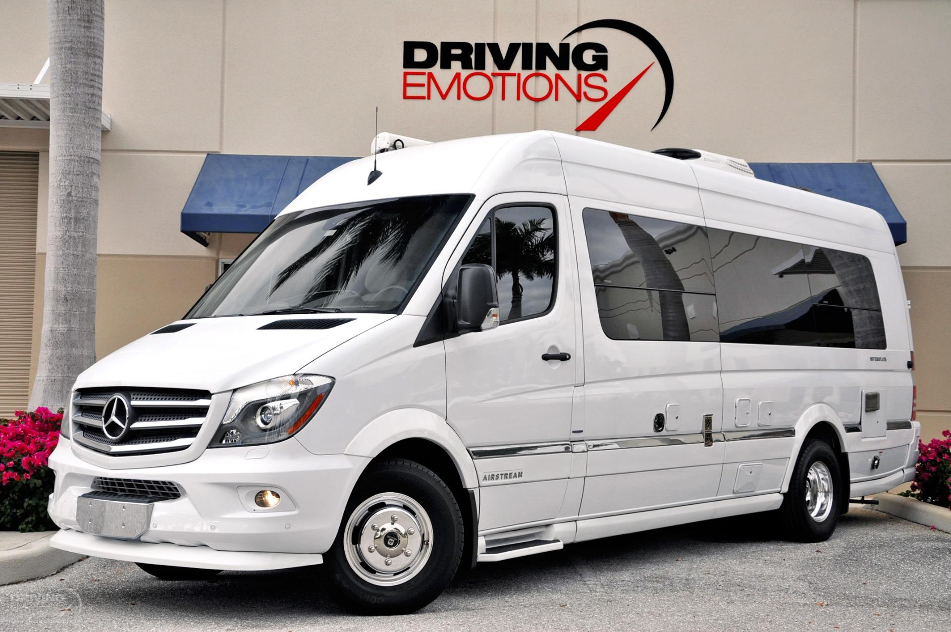 Used 2016 Mercedes-Benz Sprinter Airstream Interstate 3500 Airstream Interstate 3500 Lounge Extended | Lake Park, FL