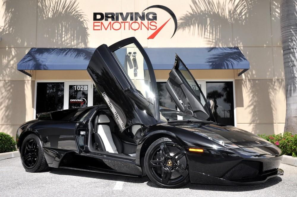 2007 Lamborghini Murcielago Lp640 Versace Edition Versace Edition