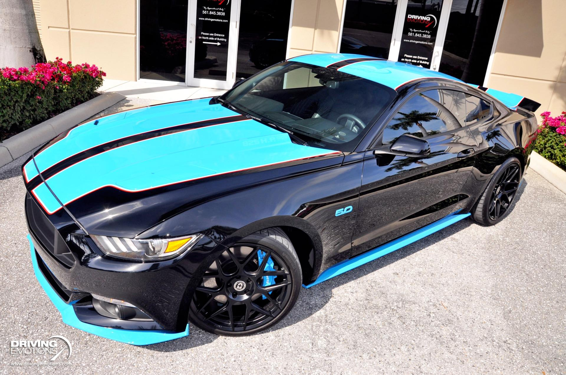 Used 2017 Ford Mustang GT Pettys Garage King Premier Edition GT Premium | Lake Park, FL