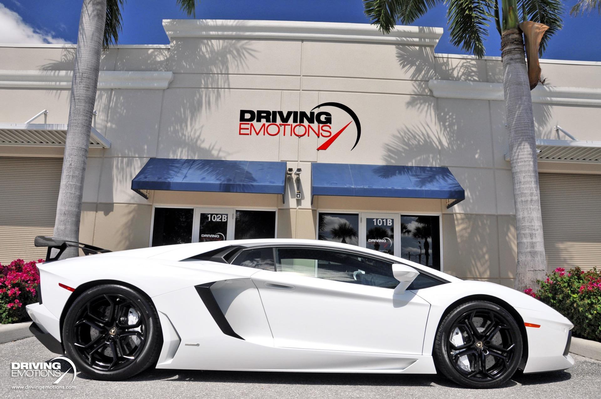 Used 2012 Lamborghini Aventador LP700-4 LP 700-4 | Lake Park, FL