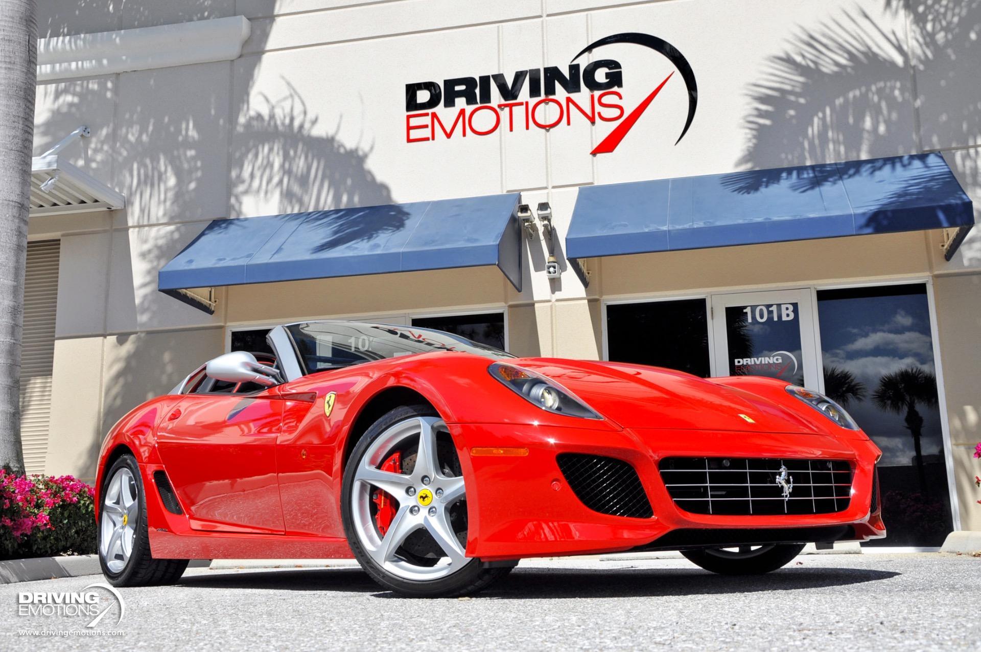Used 2011 Ferrari 599 SA Aperta SA Aperta | Lake Park, FL