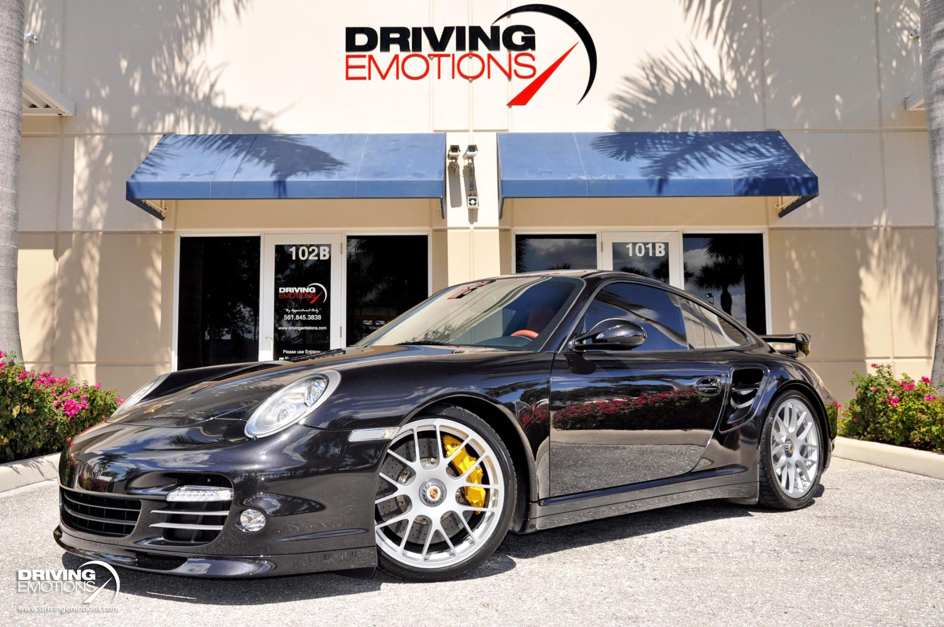 Used 2011 Porsche 911 Turbo S Turbo S Coupe | Lake Park, FL