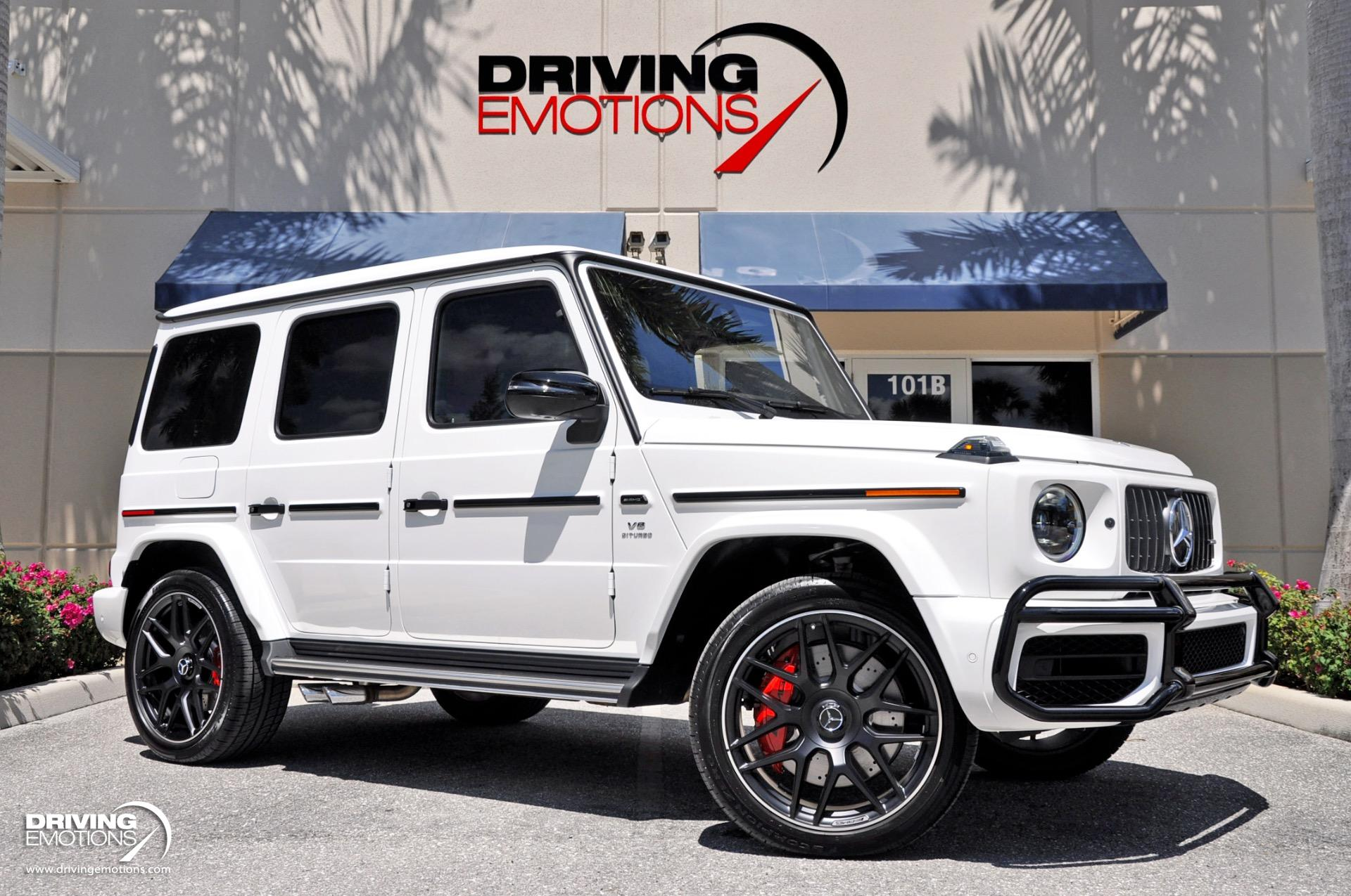 2019 Mercedes Benz G63 Amg Amg G 63 V8 Biturbo Stock 6122 For Sale Near Lake Park Fl Fl Mercedes Benz Dealer
