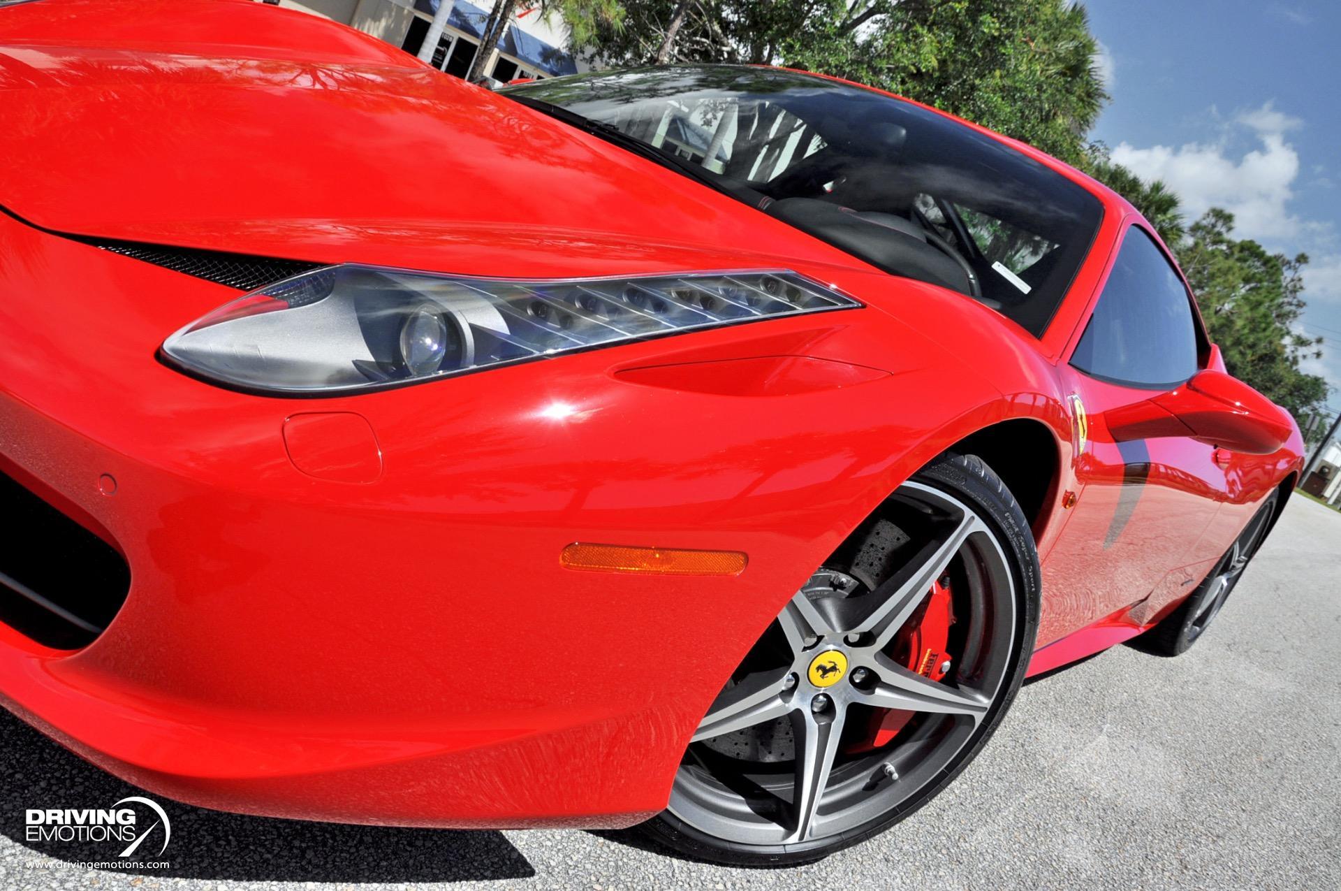 Used 2015 Ferrari 458 Italia  | Lake Park, FL
