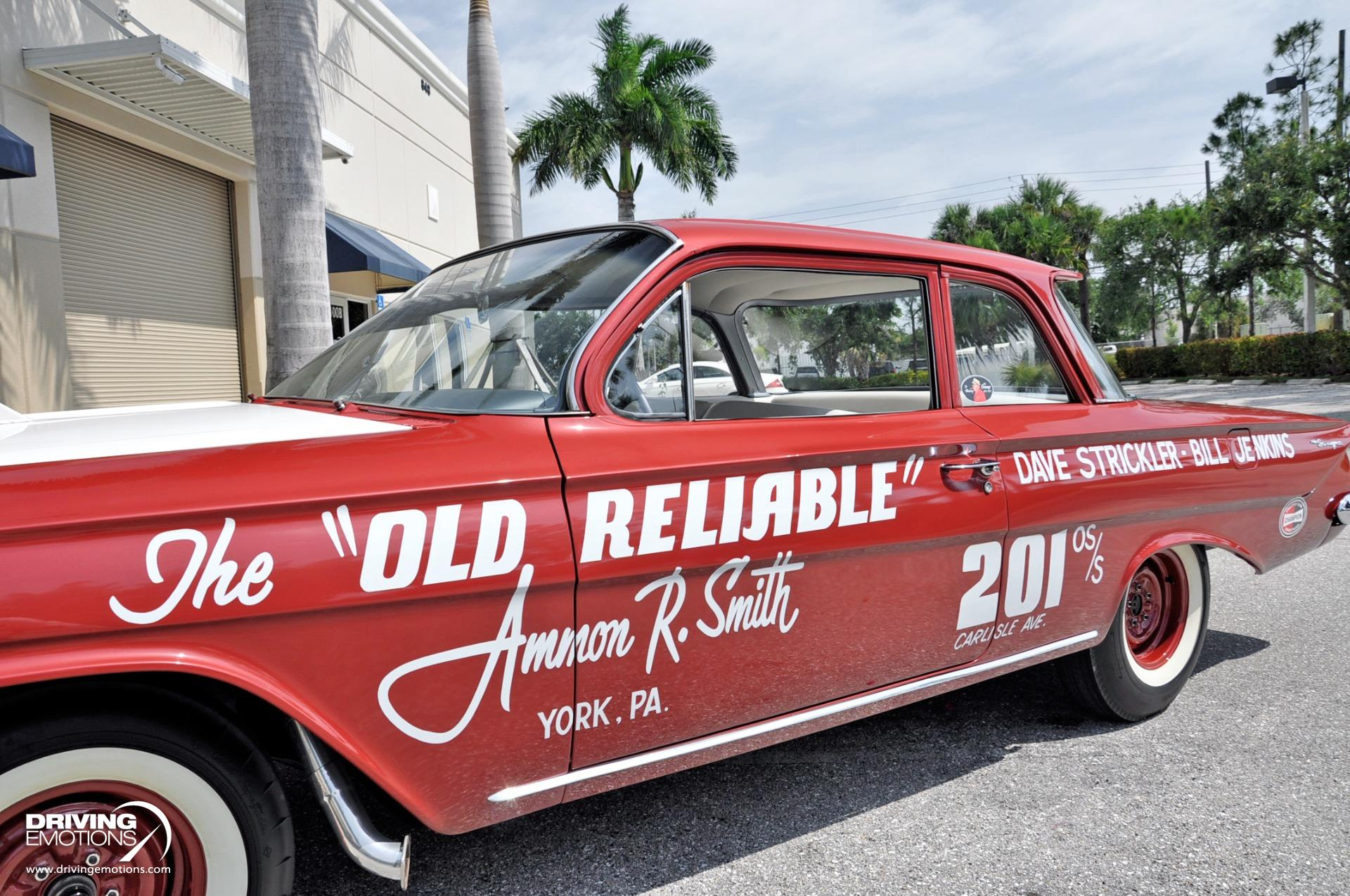 Used 1961 Chevrolet Biscayne Coupe 409 The Old Reliable Tribute  | Lake Park, FL