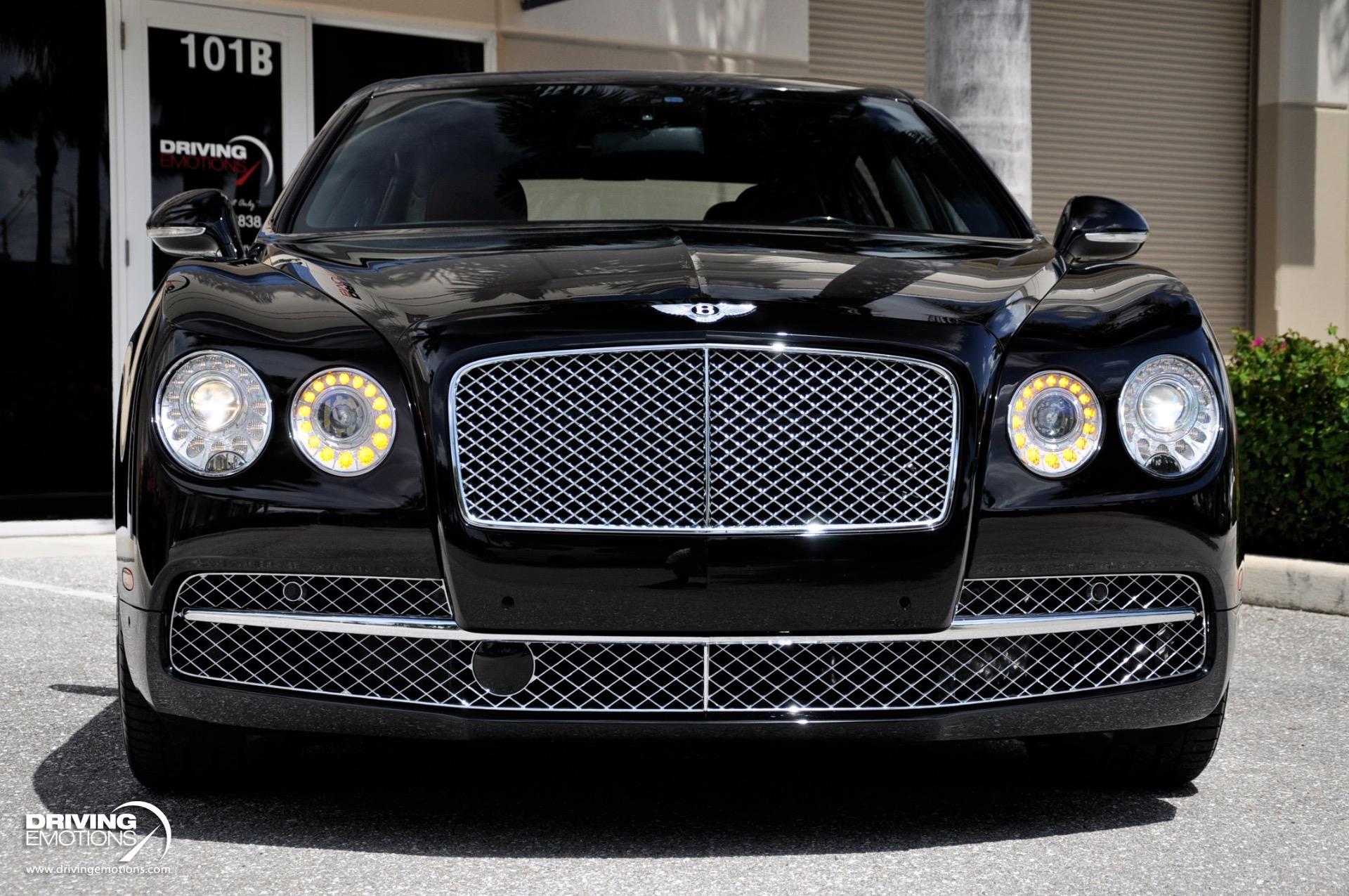 Used 2014 Bentley Flying Spur Mulliner W12 | Lake Park, FL