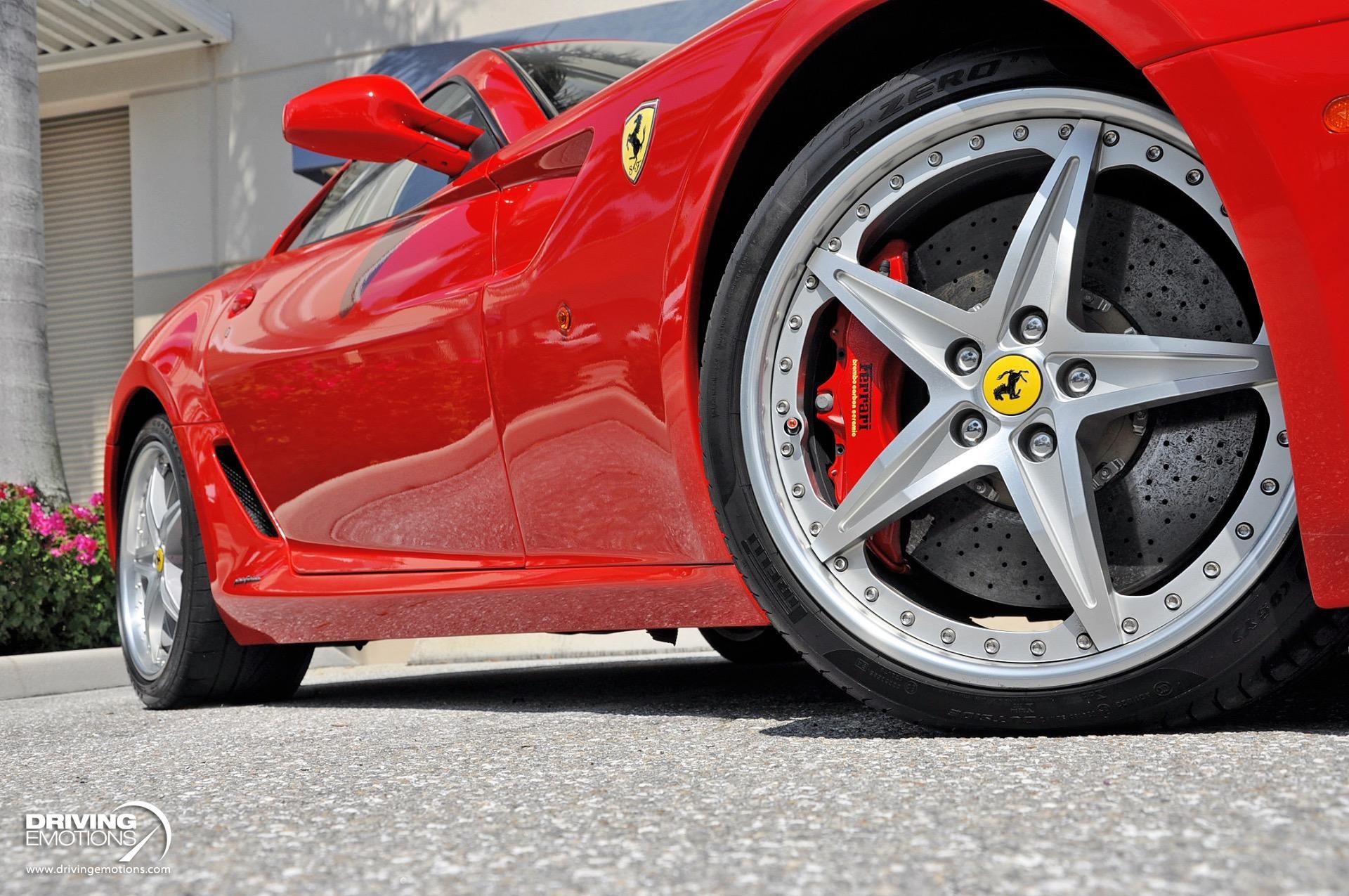 Used 2010 Ferrari 599 GTB Fiorano F1 HGTE Handling HGTE | Lake Park, FL