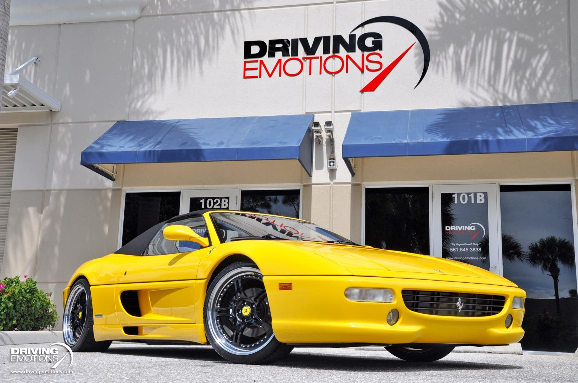 Used 1998 Ferrari F355 Spider F1  | Lake Park, FL