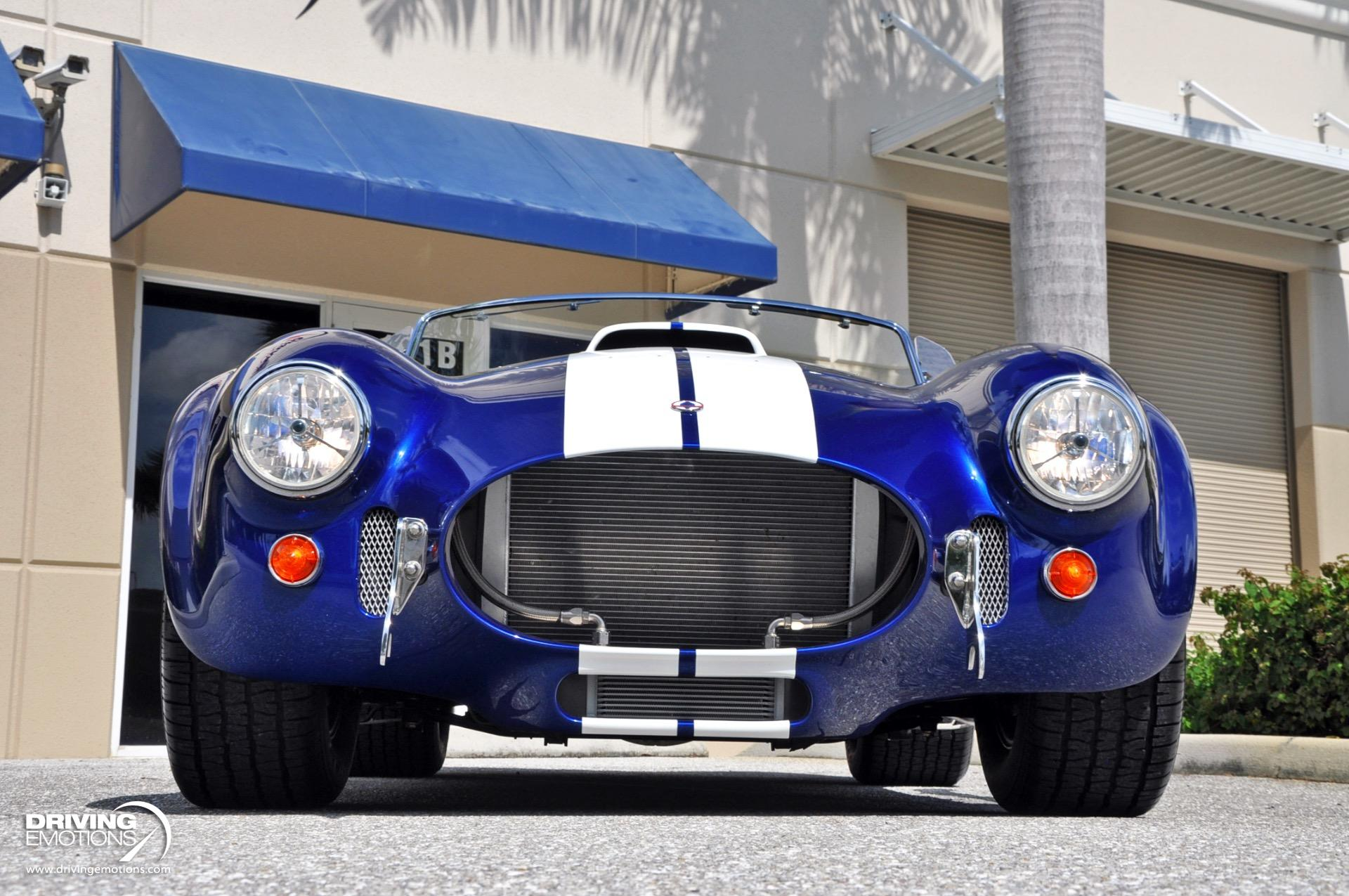 Used 1965 Superformance MKIII Cobra Superformance Shelby Cobra Replica | Lake Park, FL