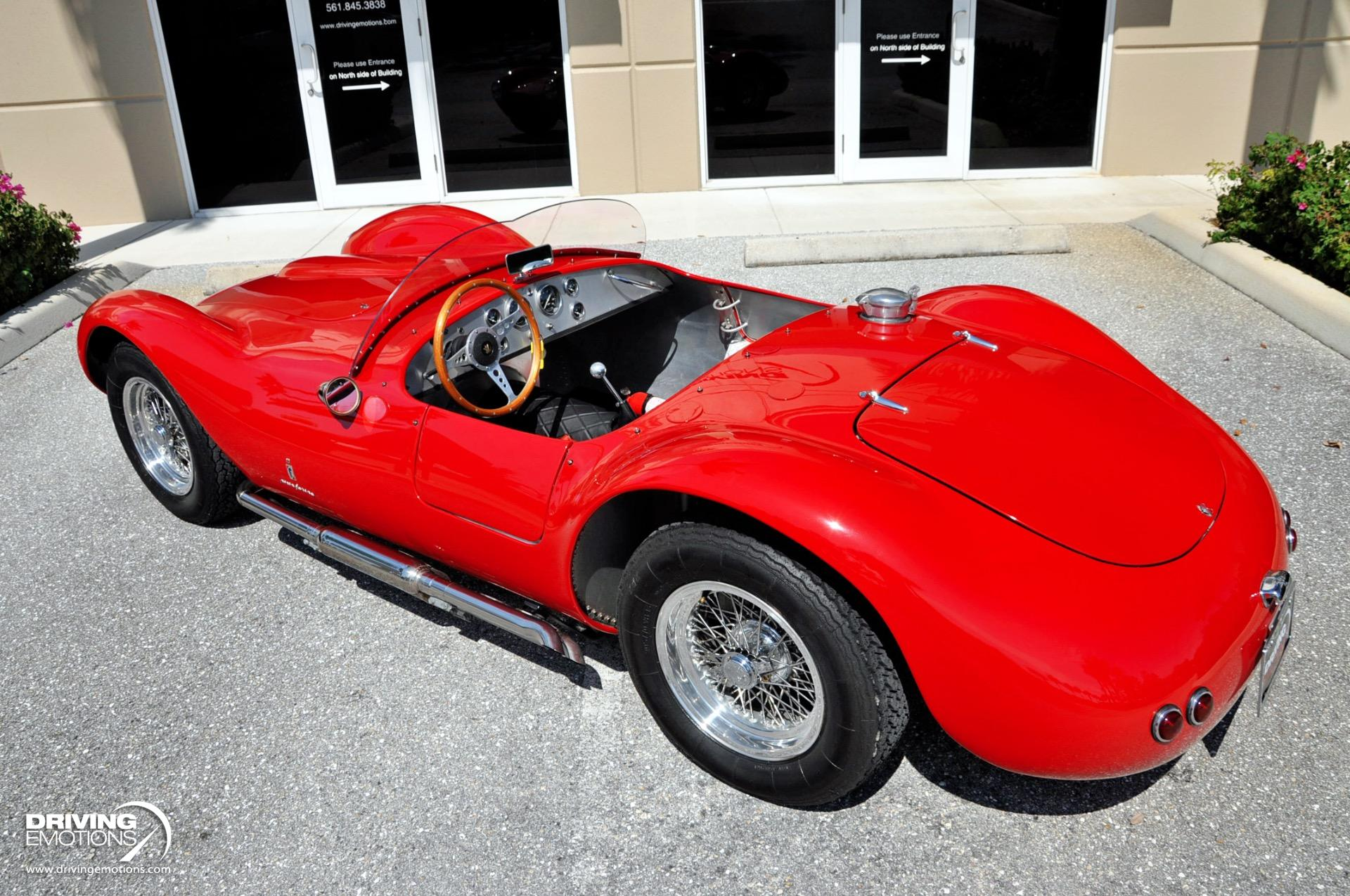 Used 1954 Maserati A6GCS Barchetta Recreation A6GCS Barchetta Roadster Replica | Lake Park, FL