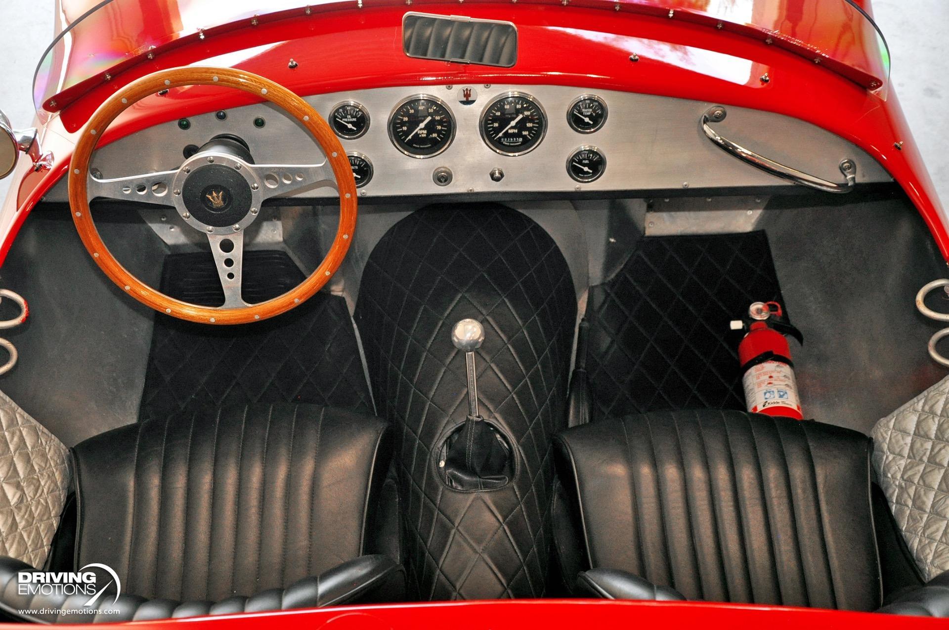 Used 1954 Maserati A6GCS Barchetta Recreation A6GCS Barchetta Roadster Replica   Lake Park, FL