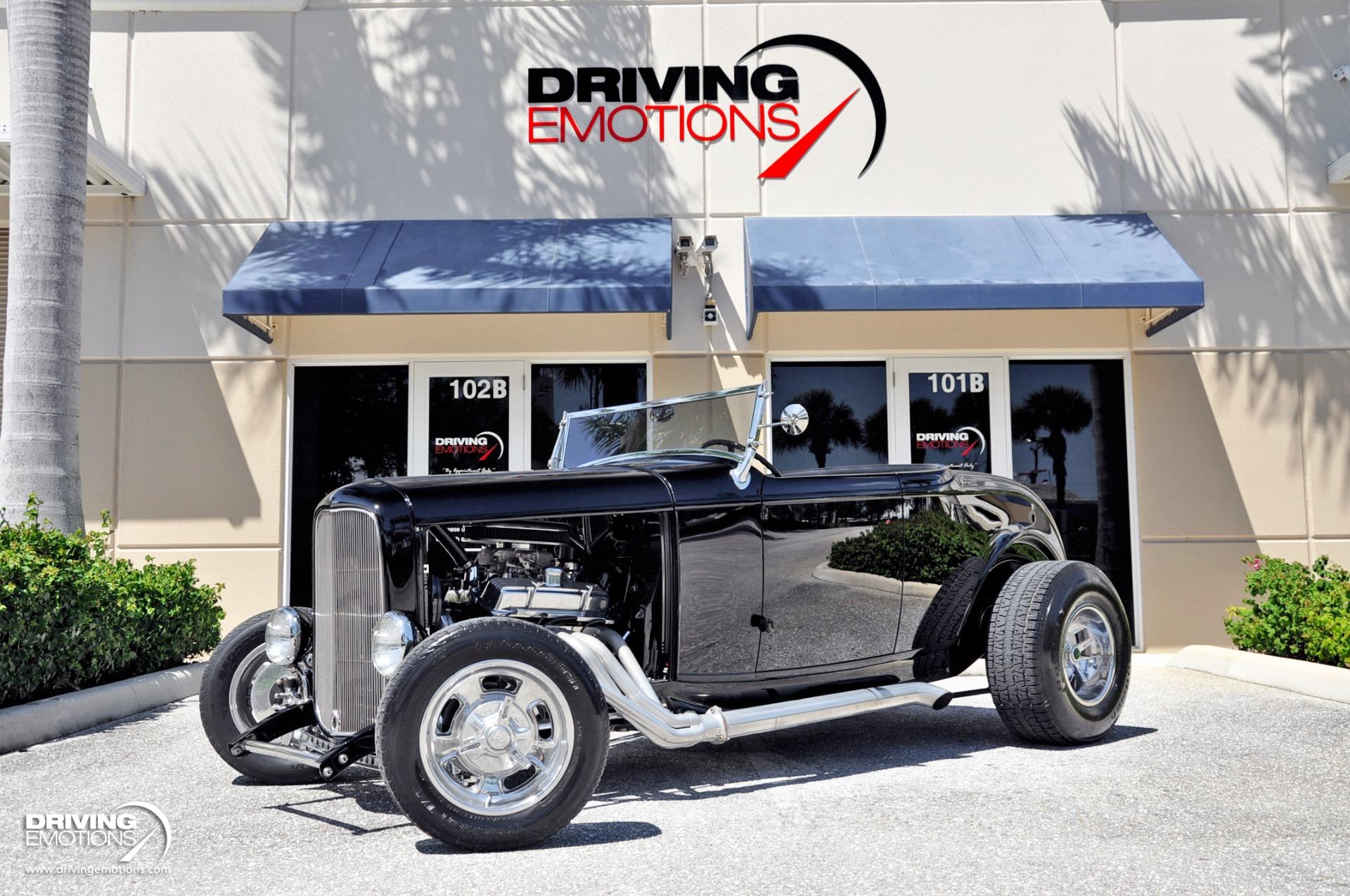 Used 1932 Ford High Boy Roadster Custom Hot Rod Custom Steel Body High Boy | Lake Park, FL