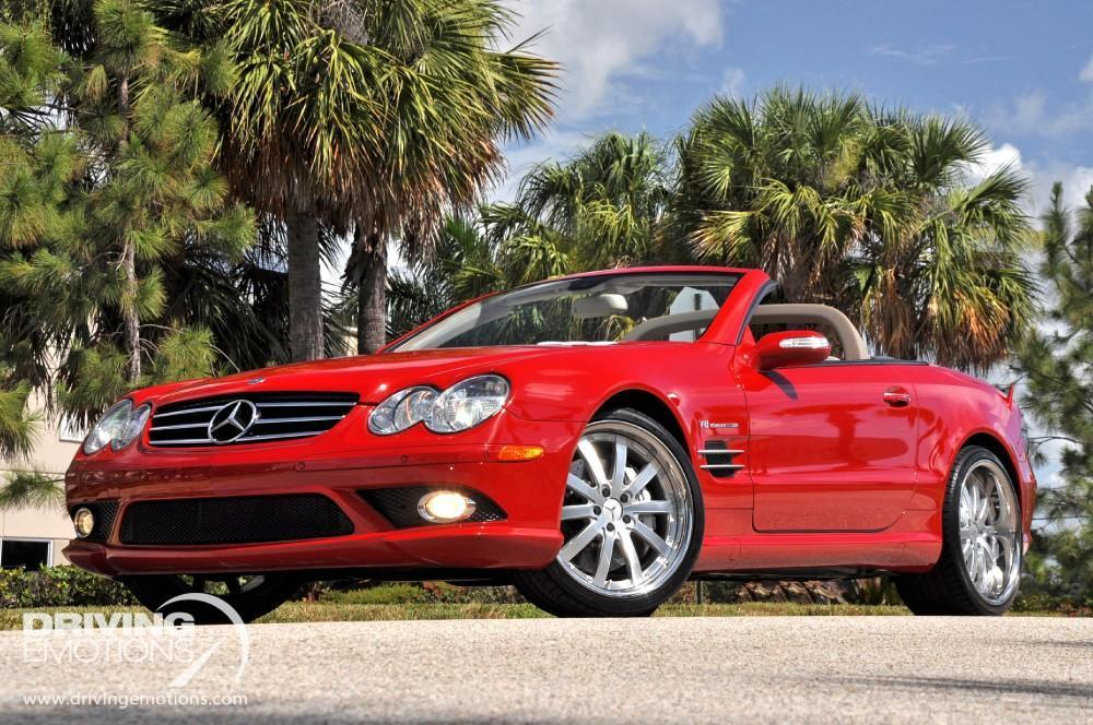 2007 Mercedes-Benz SL55 AMG 55 AMG Stock # 5200 for sale ...