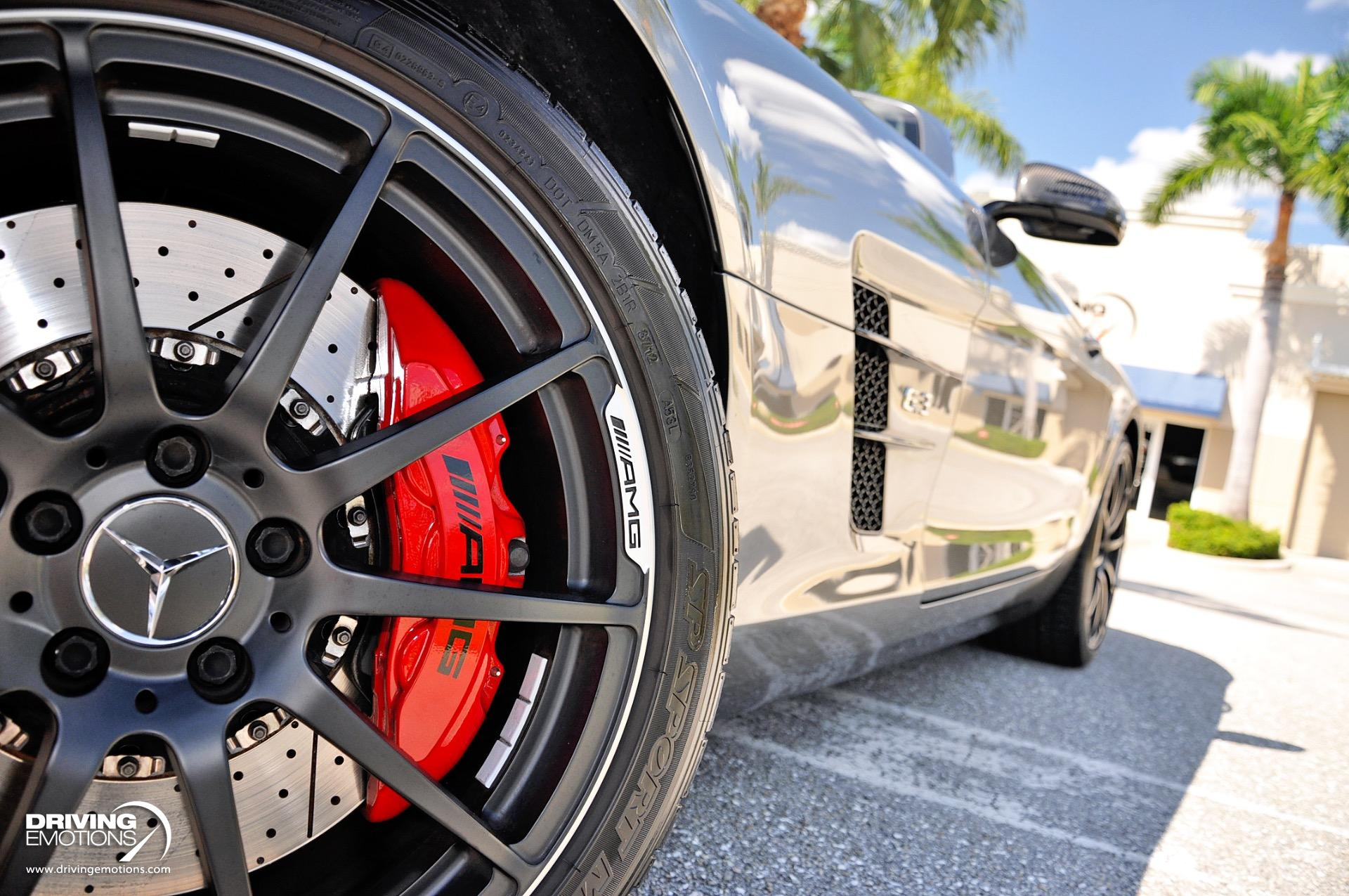 Used 2013 Mercedes-Benz SLS AMG GT Roadster GT Roadster | Lake Park, FL