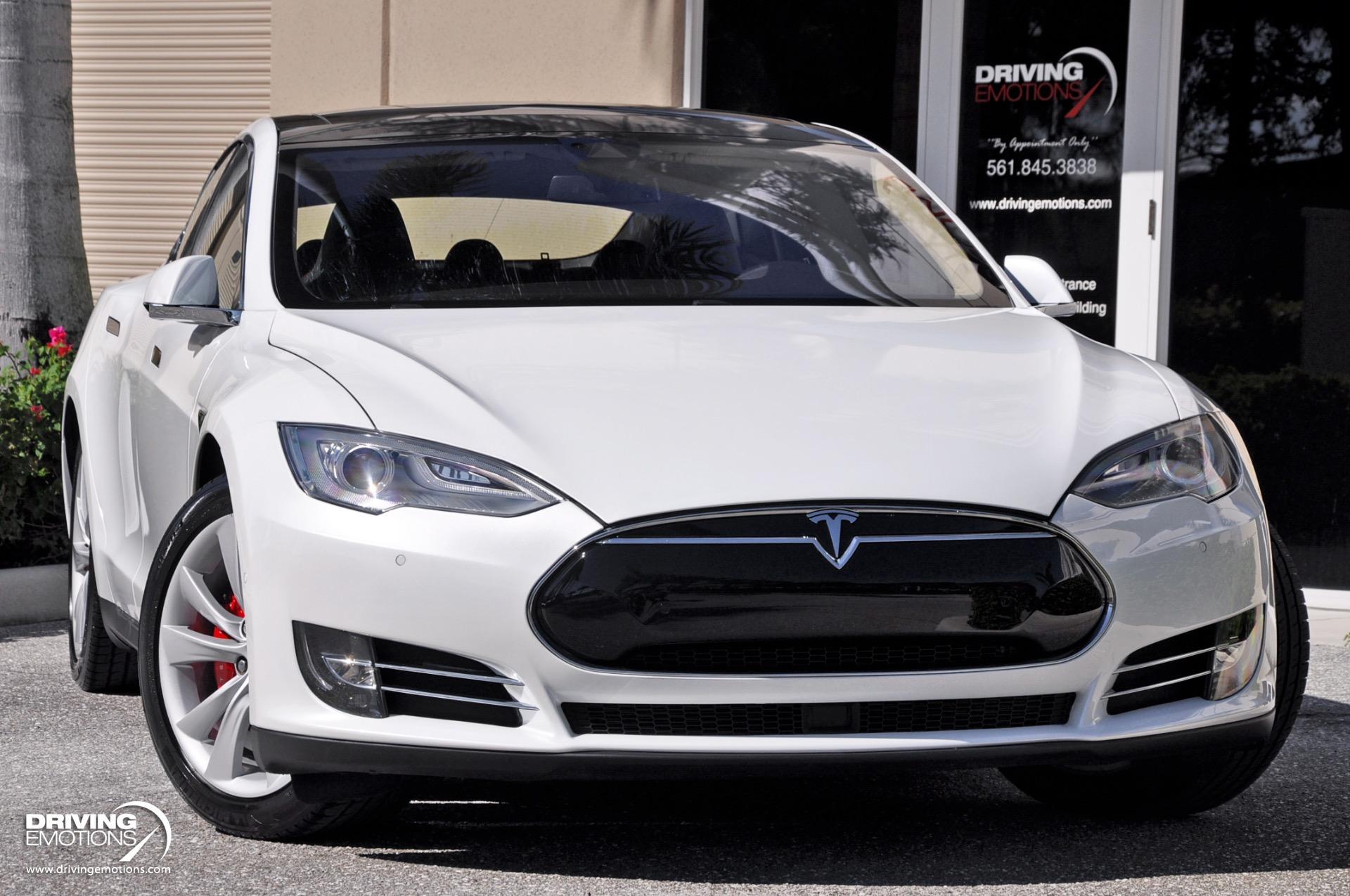 Used 2014 Tesla Model S P85 P85 Performance | Lake Park, FL
